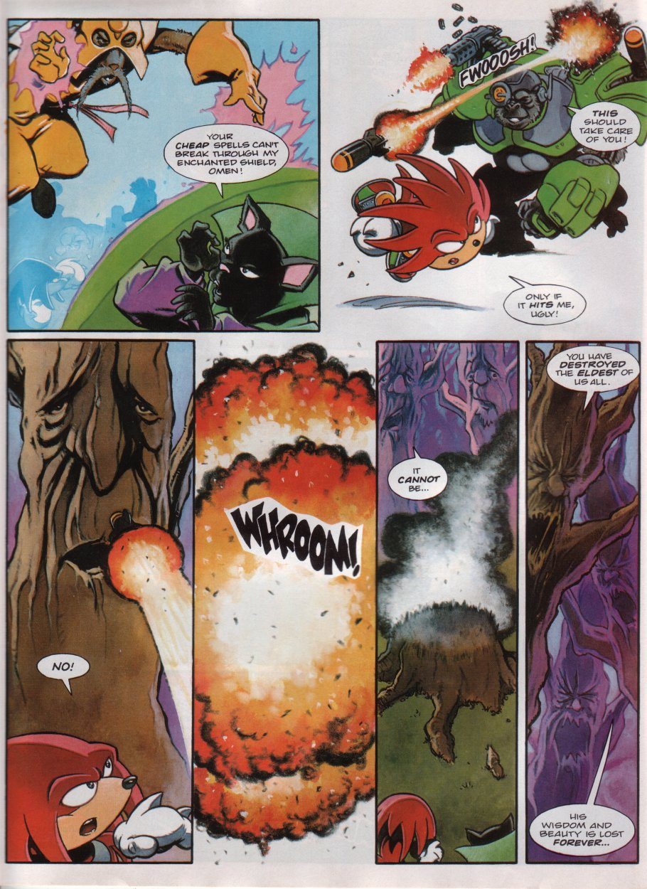 Read online Sonic the Comic comic -  Issue #95 - 14