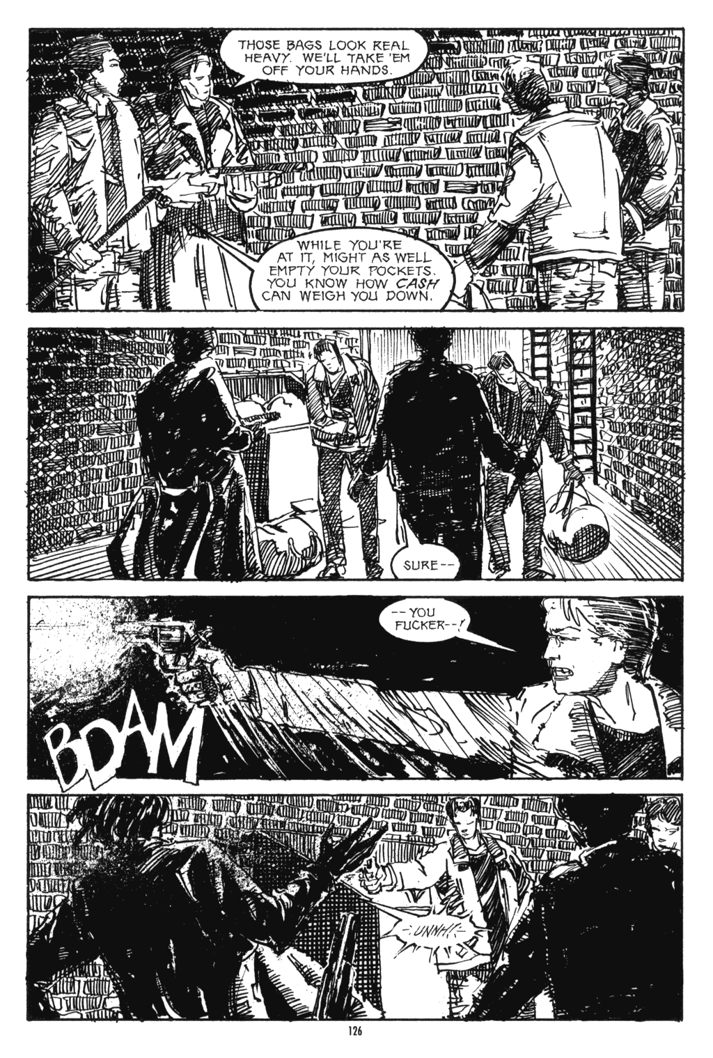 Read online A History of Violence comic -  Issue #A History of Violence Full - 139