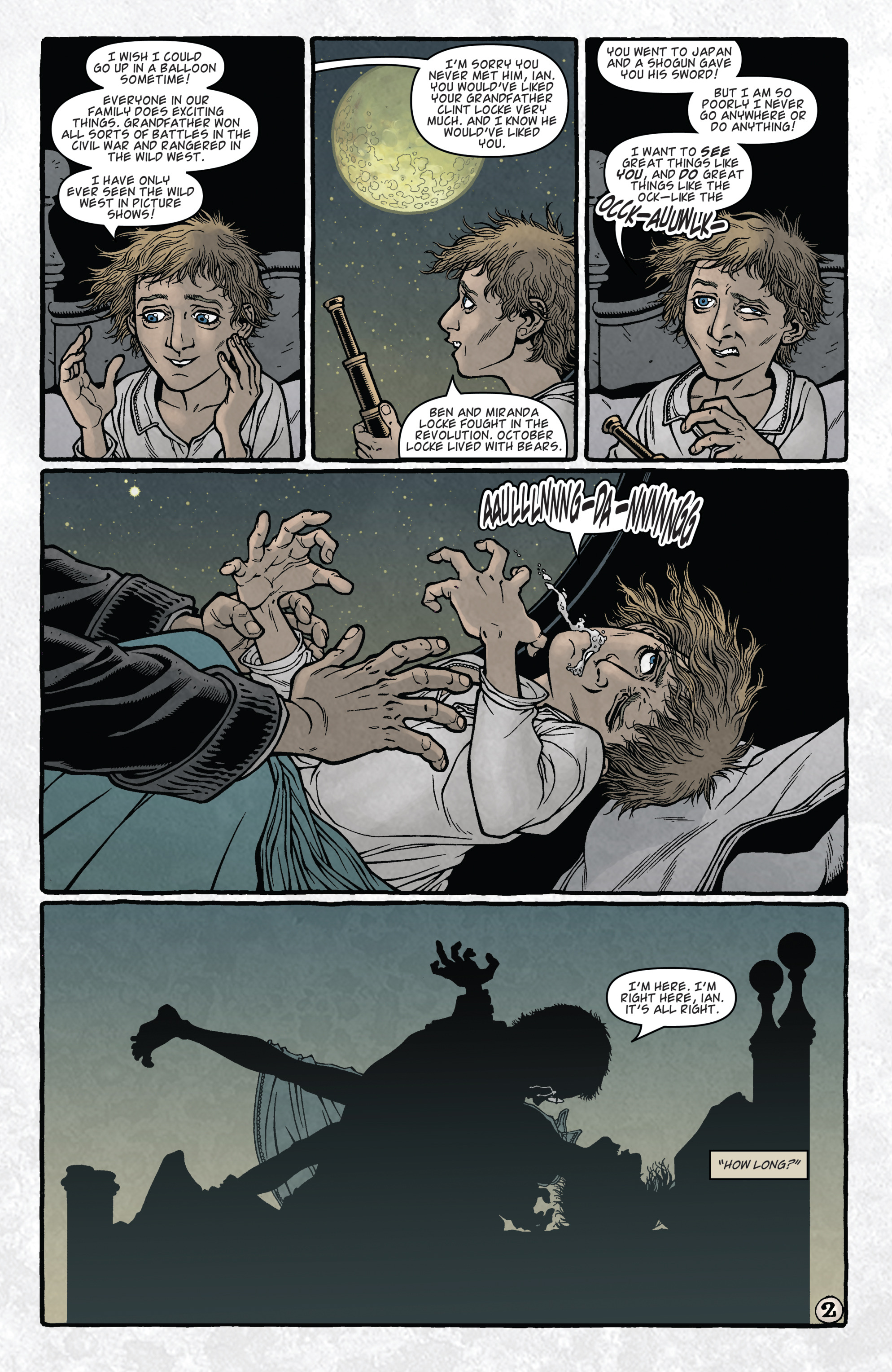 Read online Locke & Key: Guide to the Known Keys comic -  Issue # Full - 4