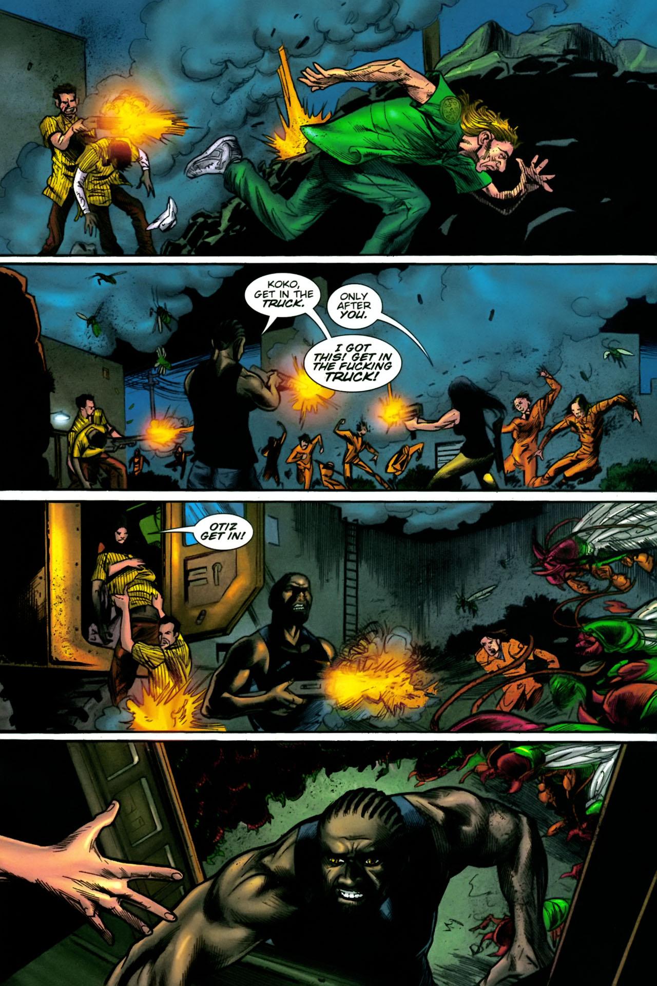 Read online The Exterminators comic -  Issue #23 - 20