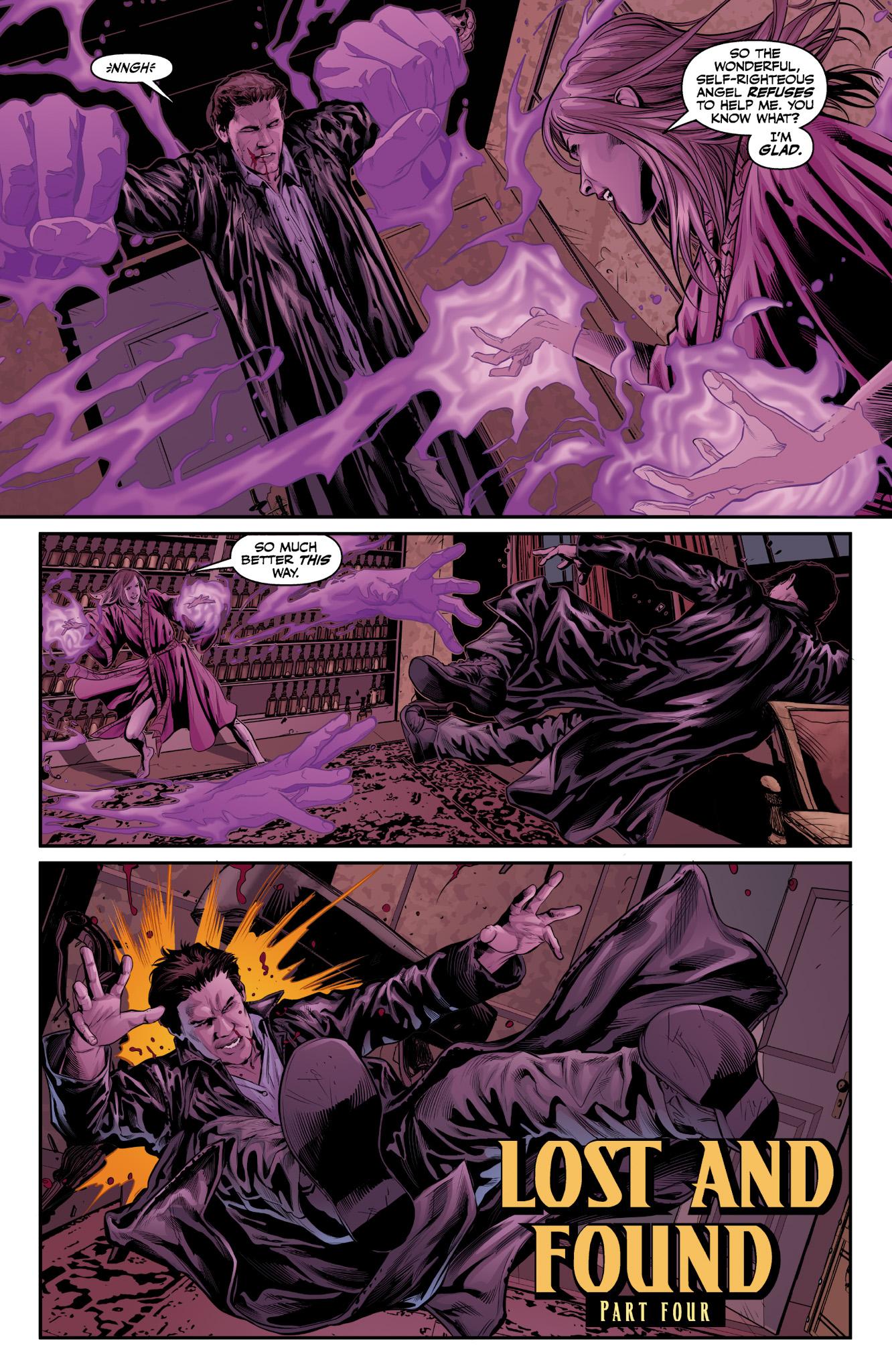 Read online Angel & Faith Season 10 comic -  Issue #9 - 3