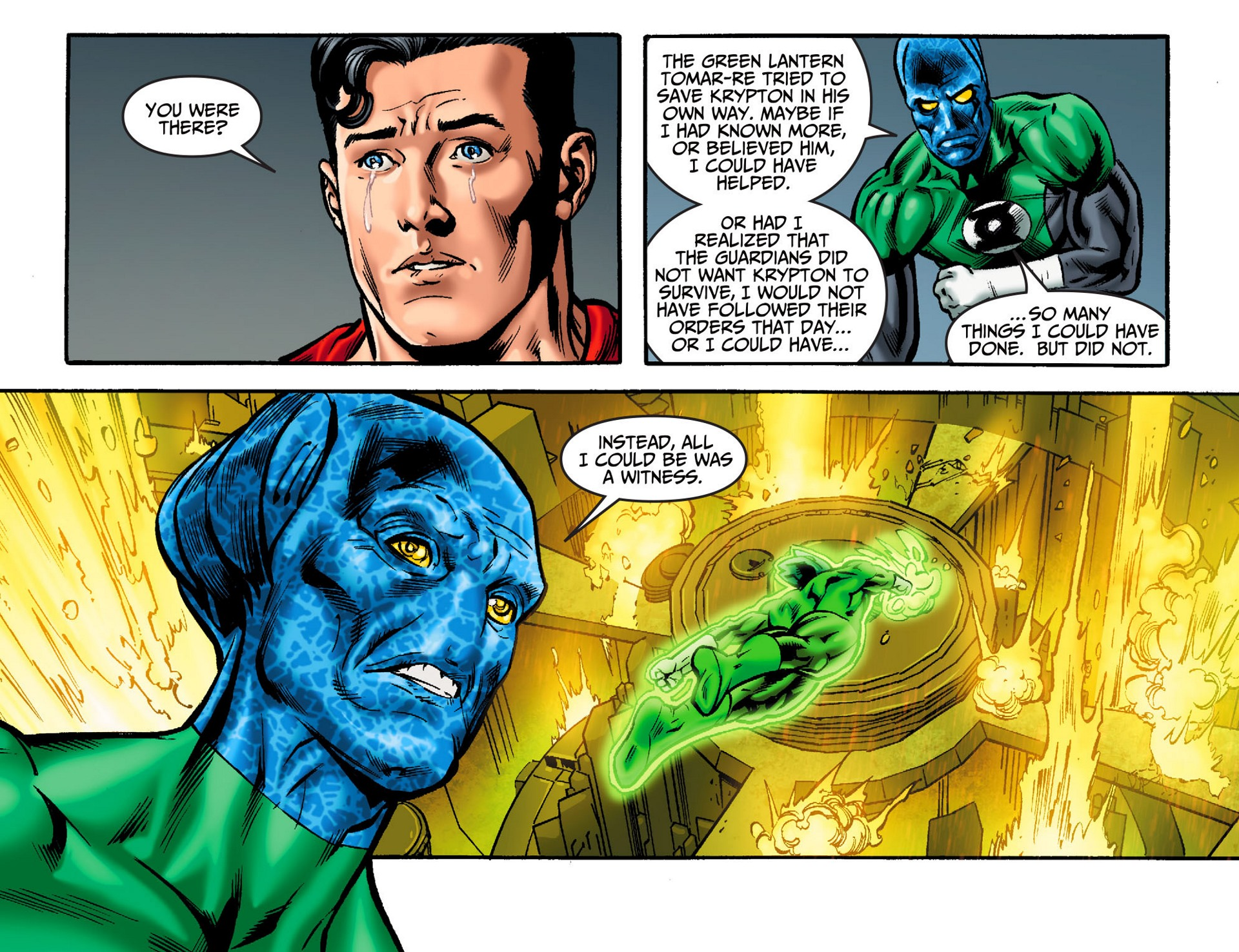 Read online Adventures of Superman [I] comic -  Issue #32 - 4