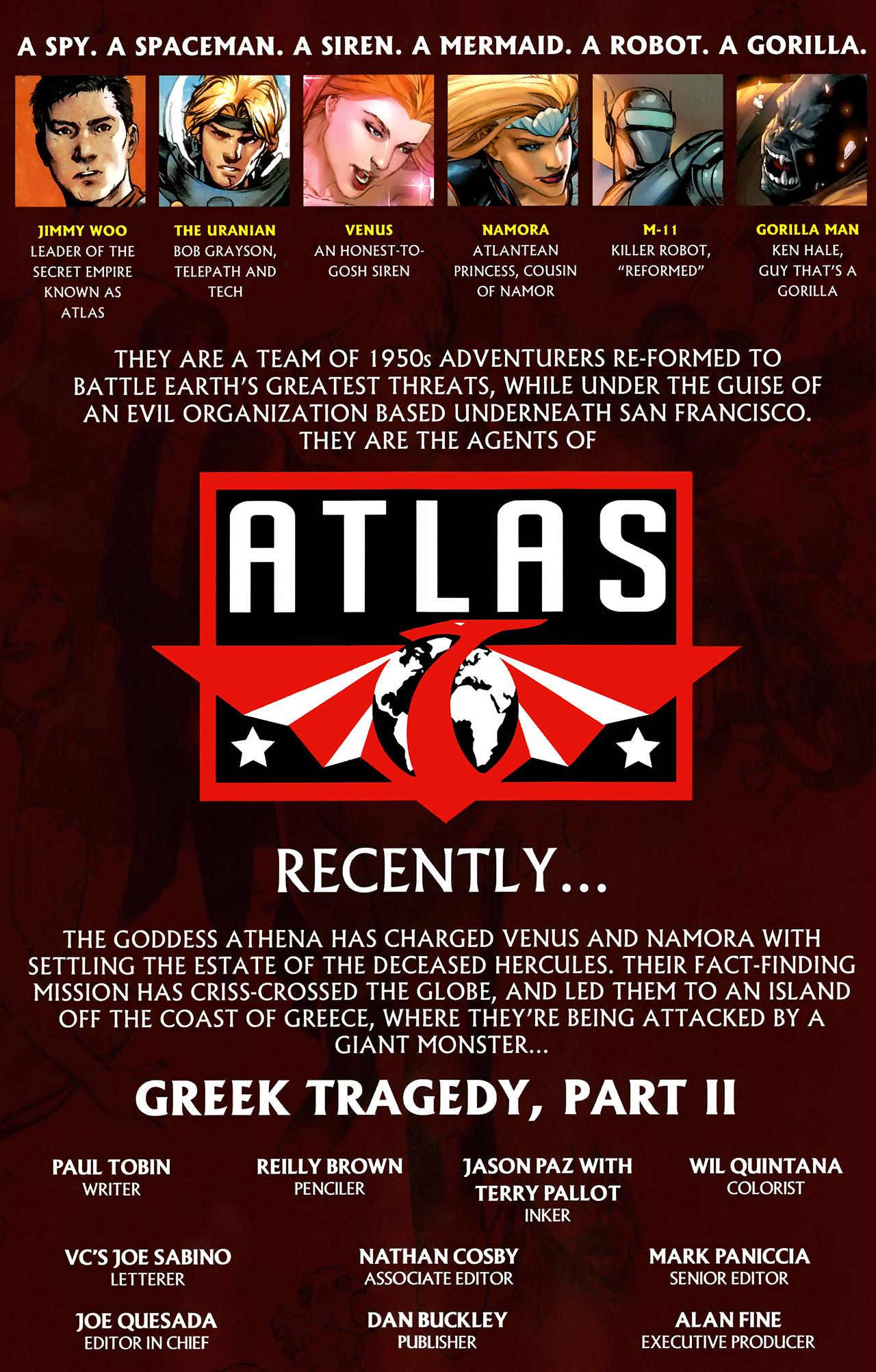 Read online Hercules: Fall of an Avenger comic -  Issue #2 - 24