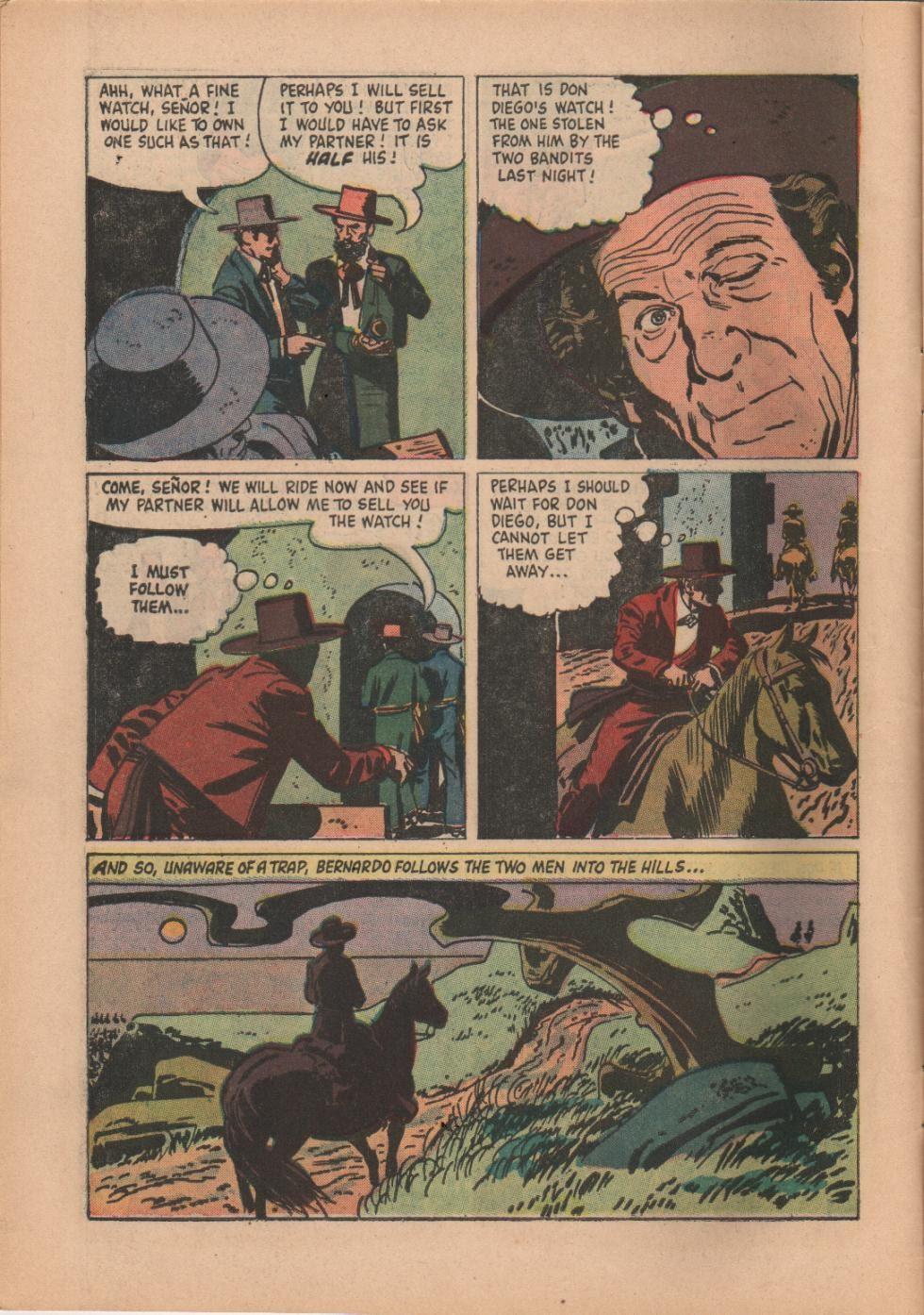 Zorro (1966) issue 5 - Page 10
