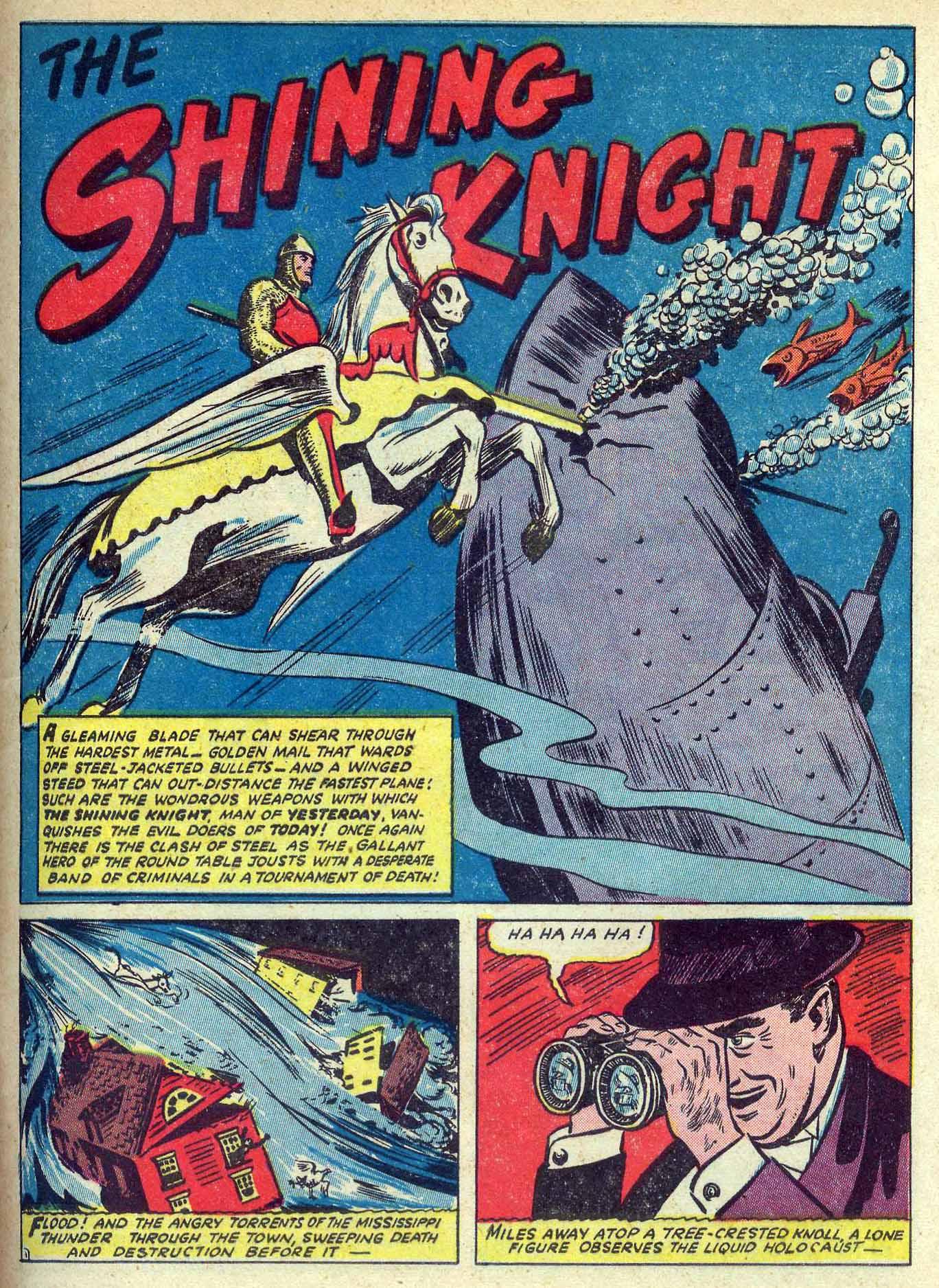 Read online Adventure Comics (1938) comic -  Issue #70 - 17