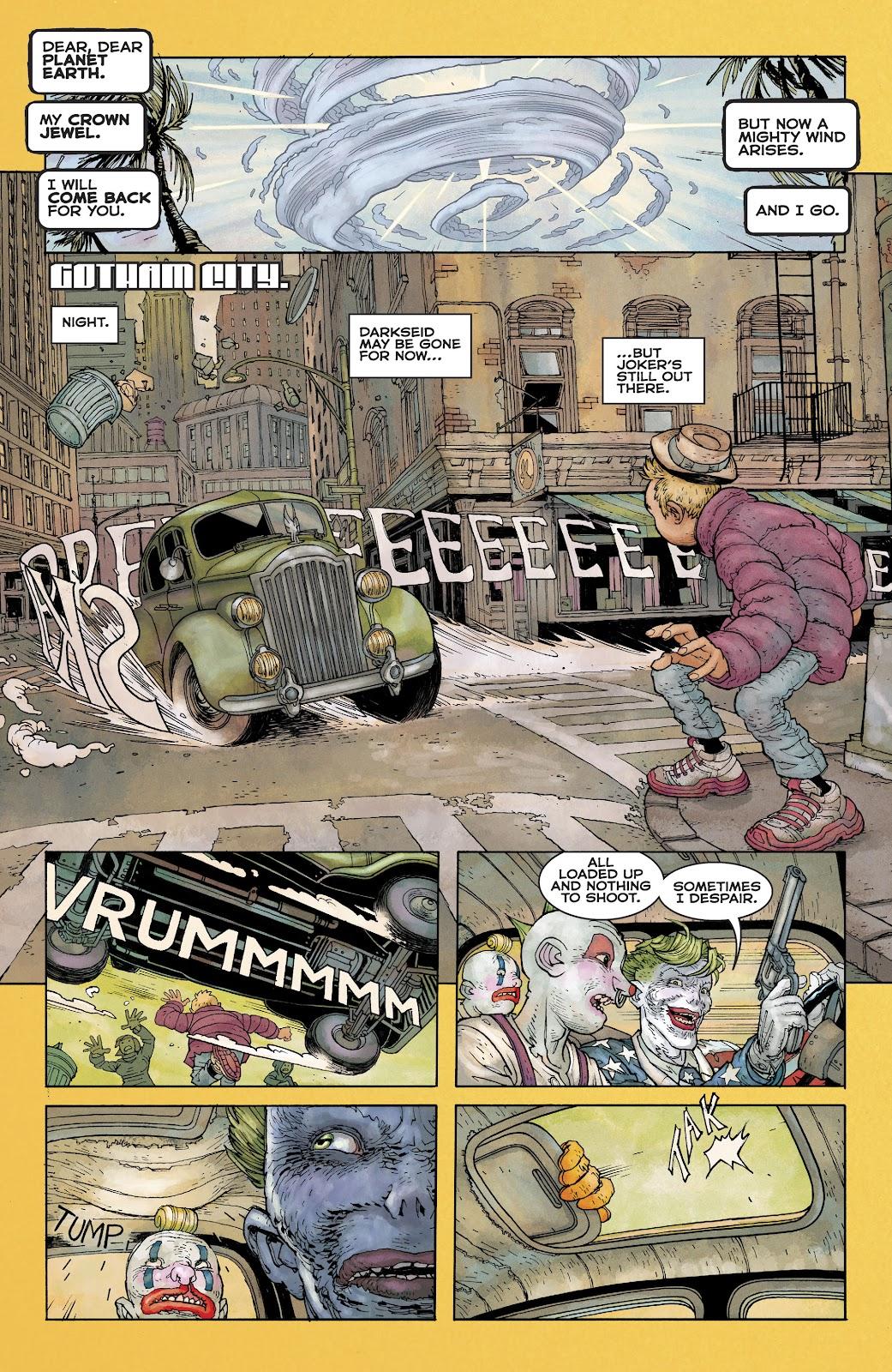 Dark Knight Returns: The Golden Child issue Full - Page 31