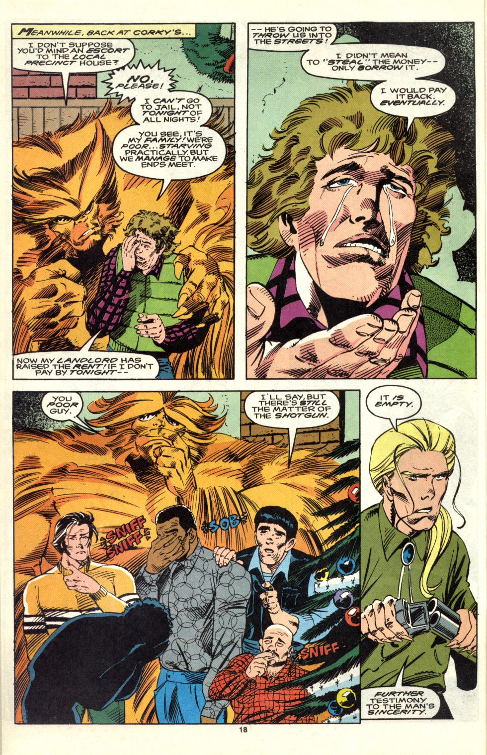 Read online Alpha Flight (1983) comic -  Issue #105 - 15