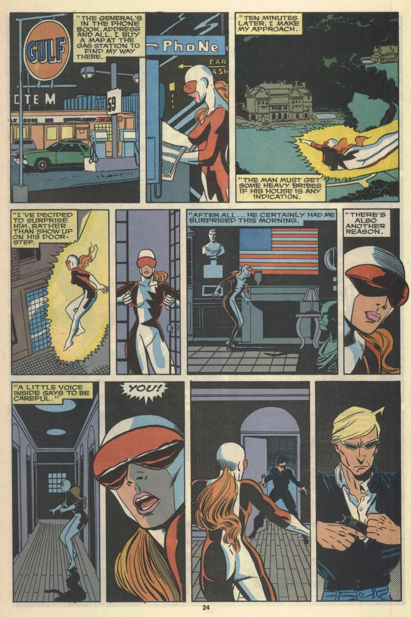 Read online Alpha Flight (1983) comic -  Issue #77 - 26