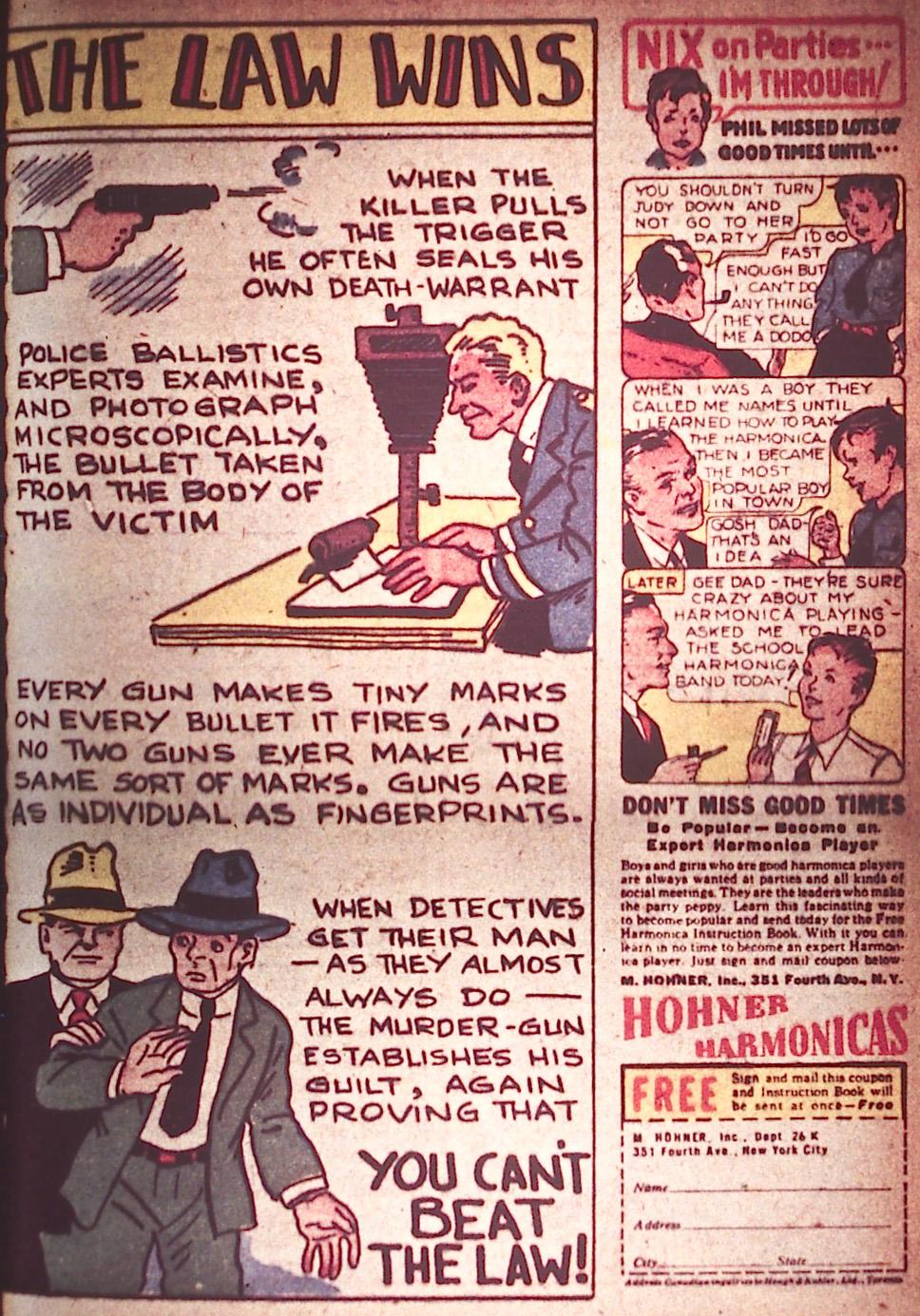 Detective Comics (1937) 8 Page 8