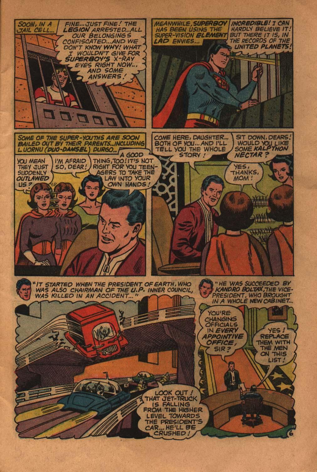 Read online Adventure Comics (1938) comic -  Issue #359 - 9
