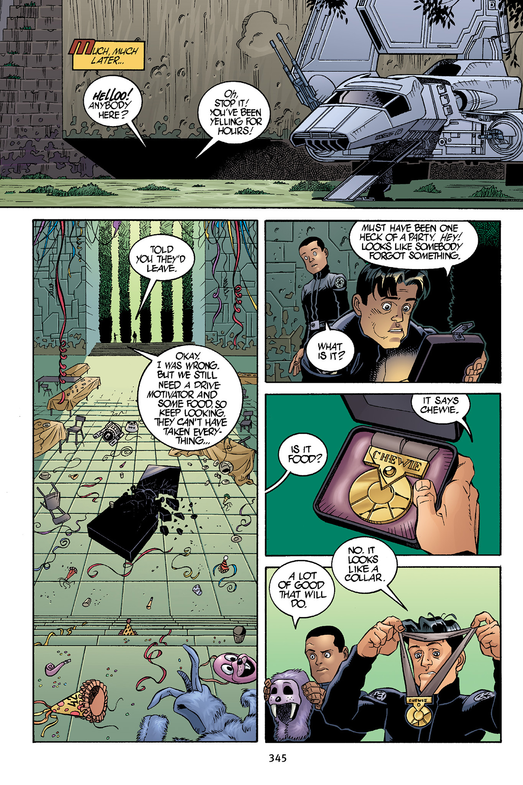 Read online Star Wars Omnibus comic -  Issue # Vol. 30 - 339