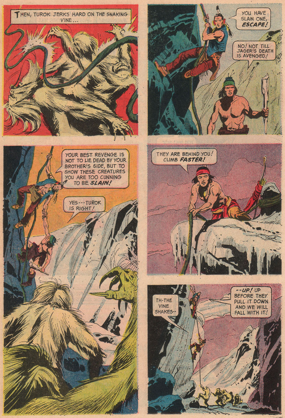 Read online Turok, Son of Stone comic -  Issue #48 - 26