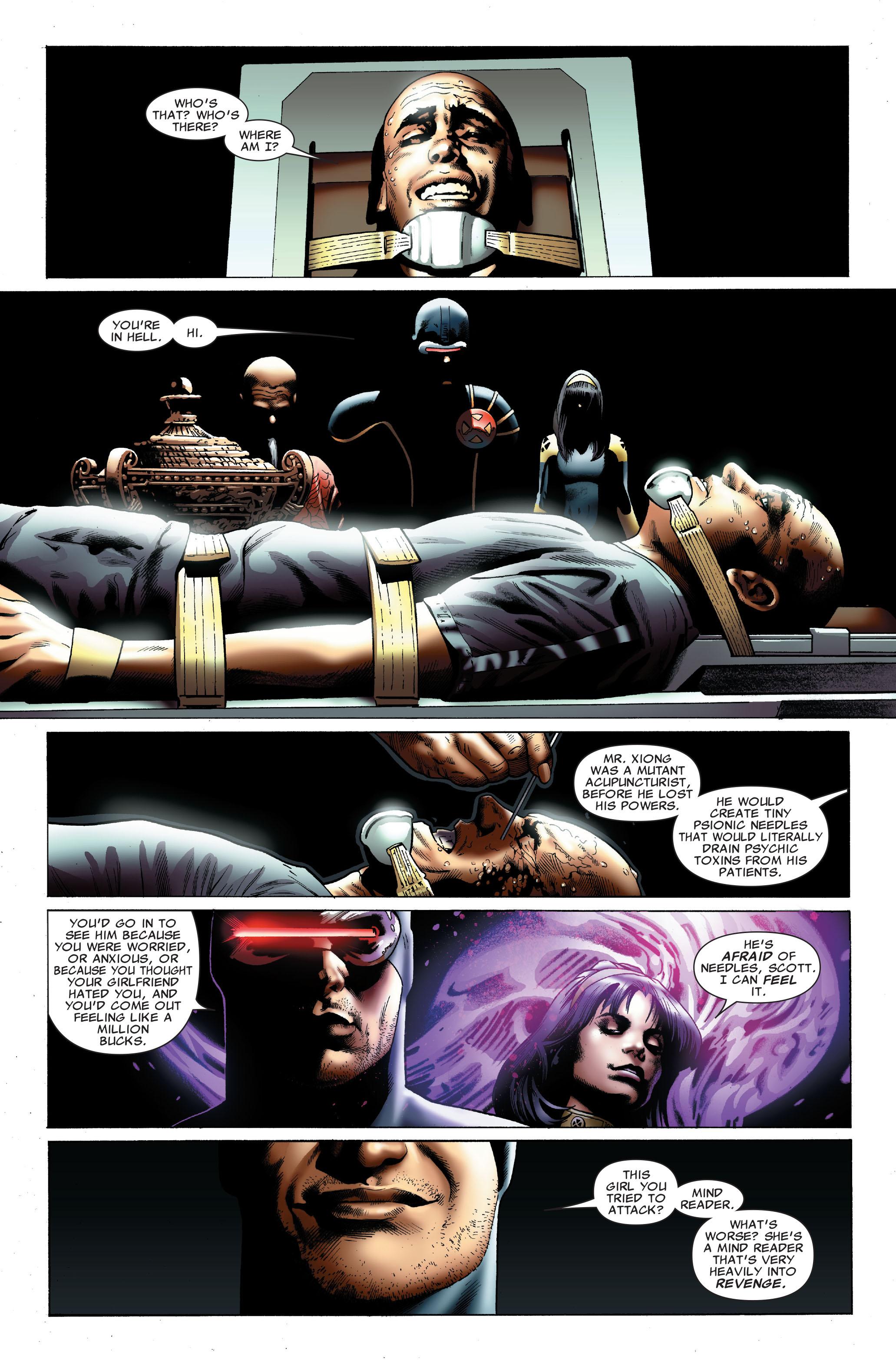 Read online Uncanny X-Men (1963) comic -  Issue #502 - 9