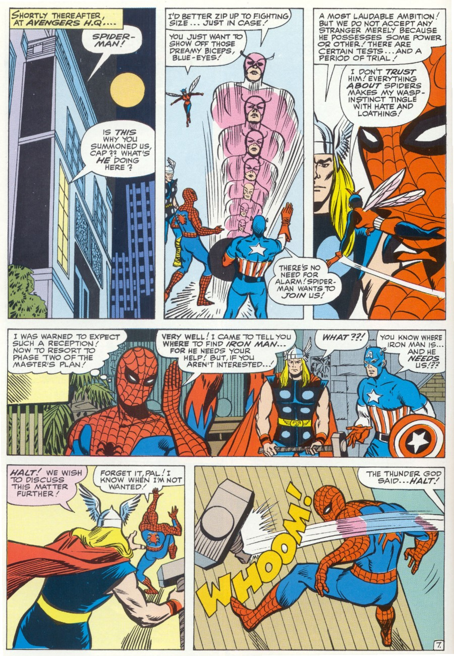 The Avengers (1963) 11 Page 7