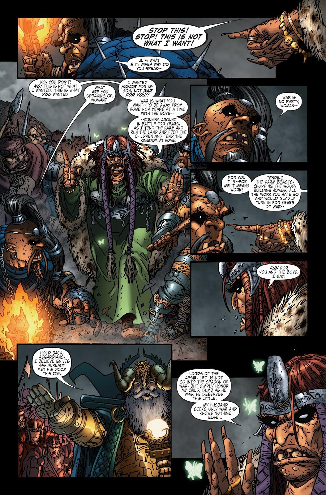 Read online Thor: Ragnaroks comic -  Issue # TPB (Part 2) - 27