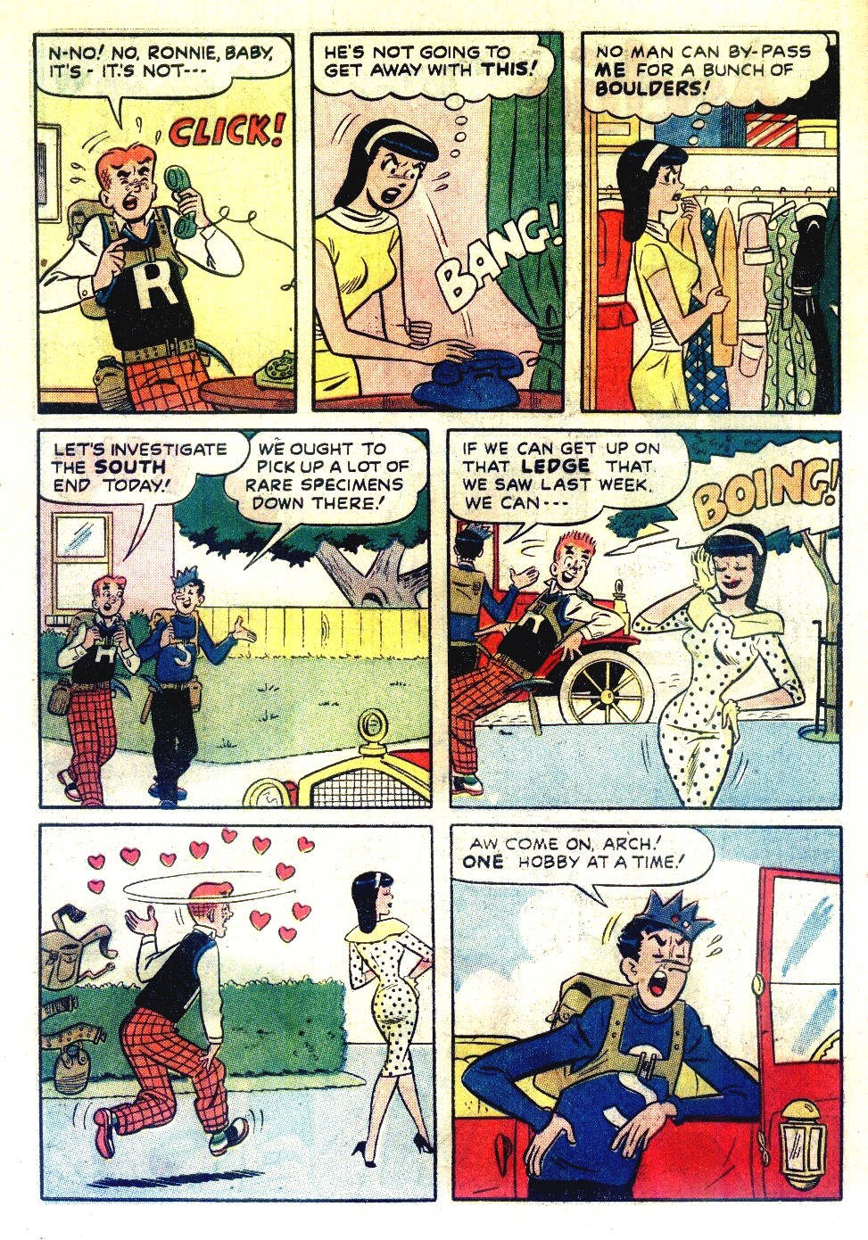 Read online Archie's Girls Betty and Veronica comic -  Issue #55 - 14