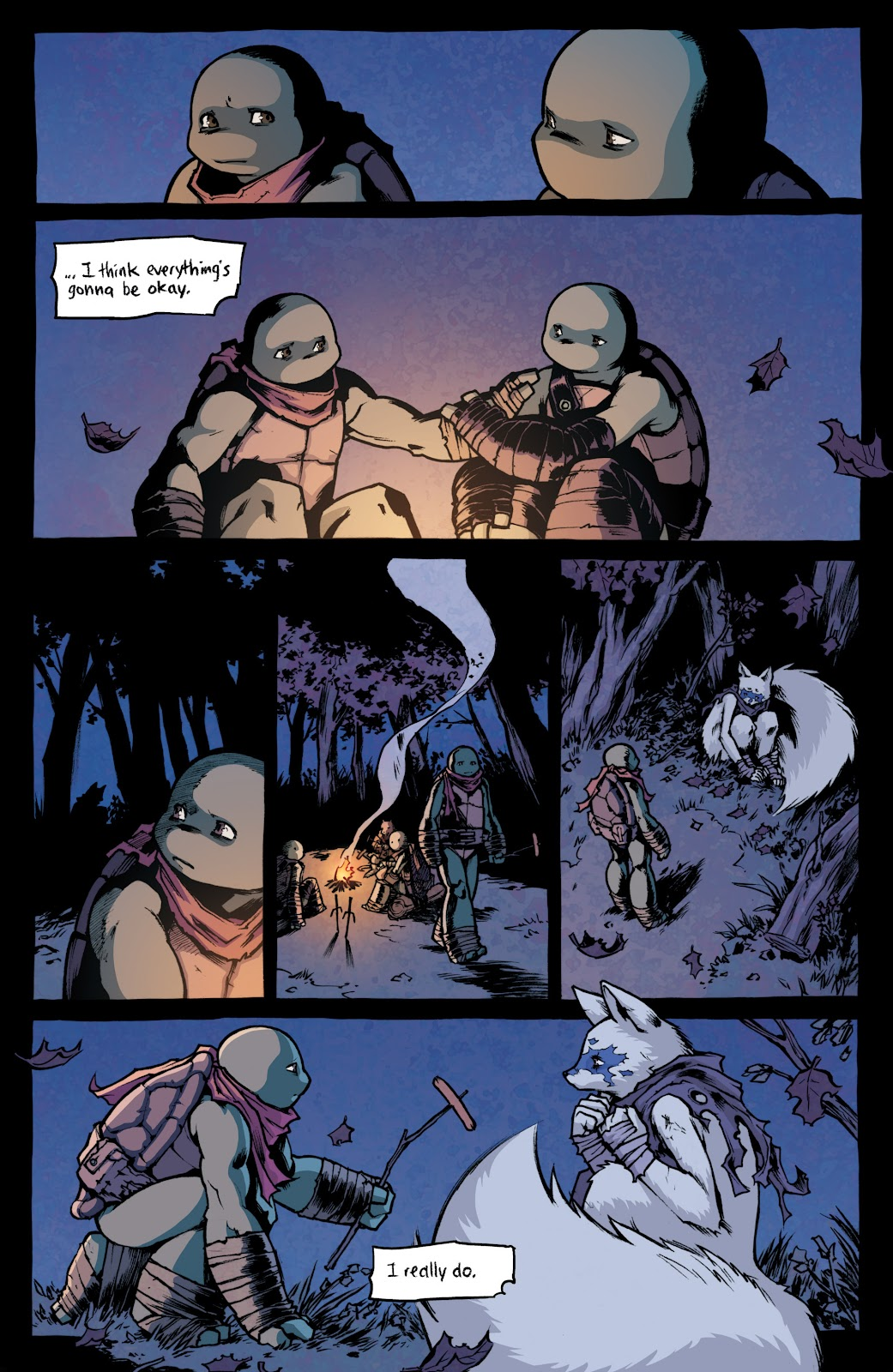 Read online Teenage Mutant Ninja Turtles: The IDW Collection comic -  Issue # TPB 4 (Part 1) - 73