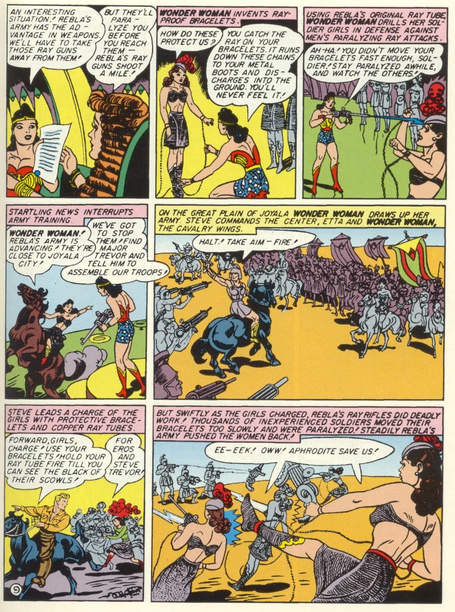 Read online Sensation (Mystery) Comics comic -  Issue #11 - 11
