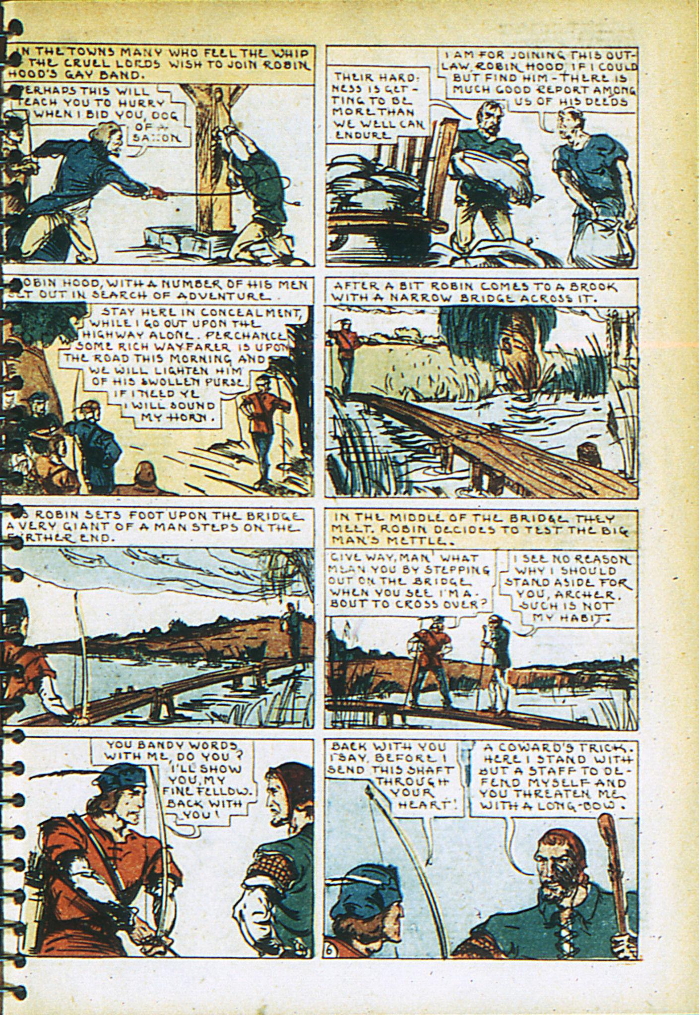 Read online Adventure Comics (1938) comic -  Issue #26 - 56
