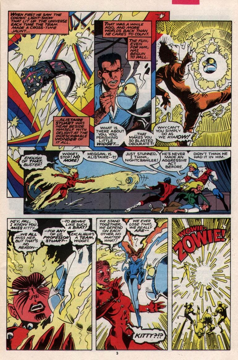 Excalibur (1988) issue 23 - Page 4