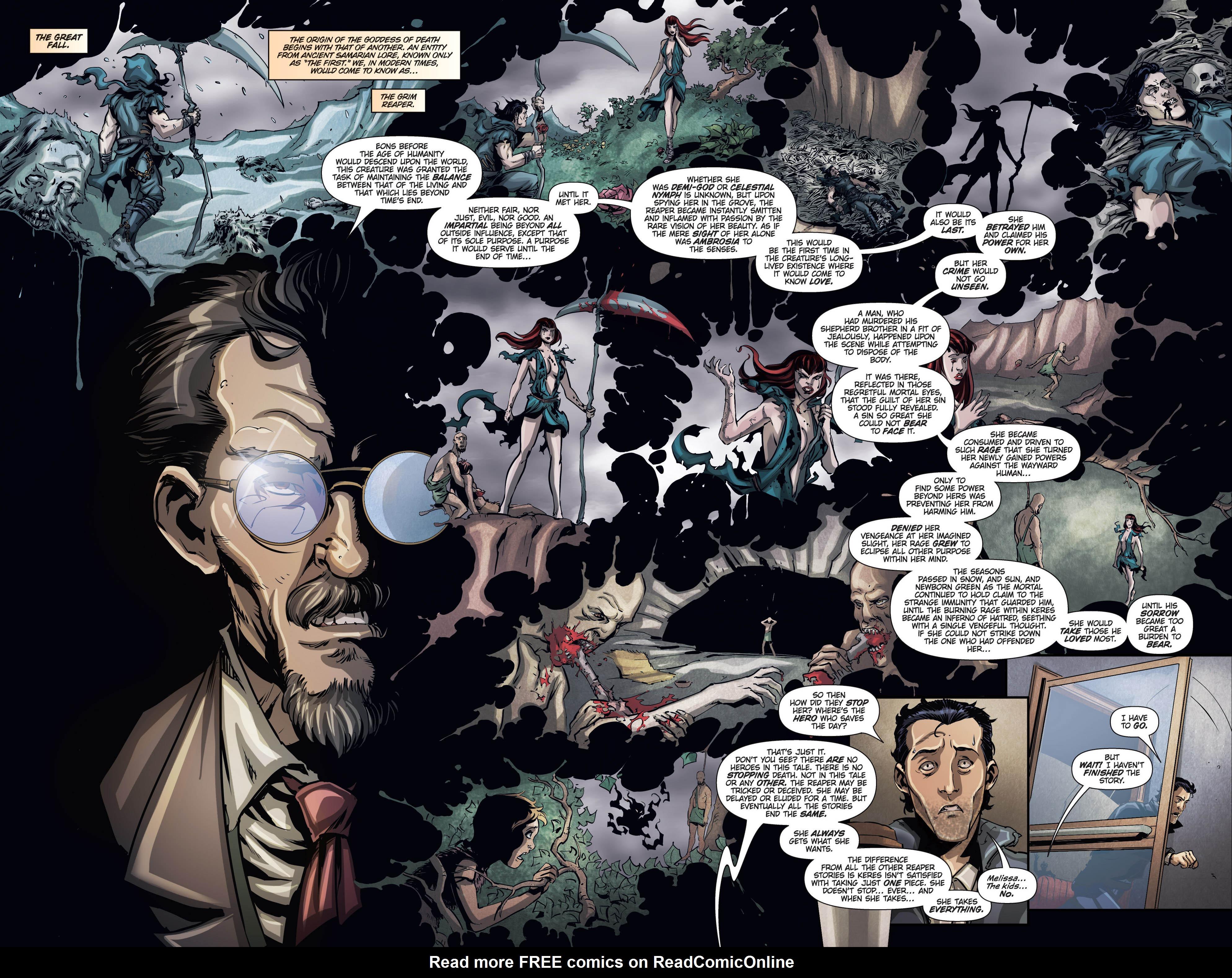 Read online Grimm Fairy Tales presents No Tomorrow comic -  Issue # TPB - 67