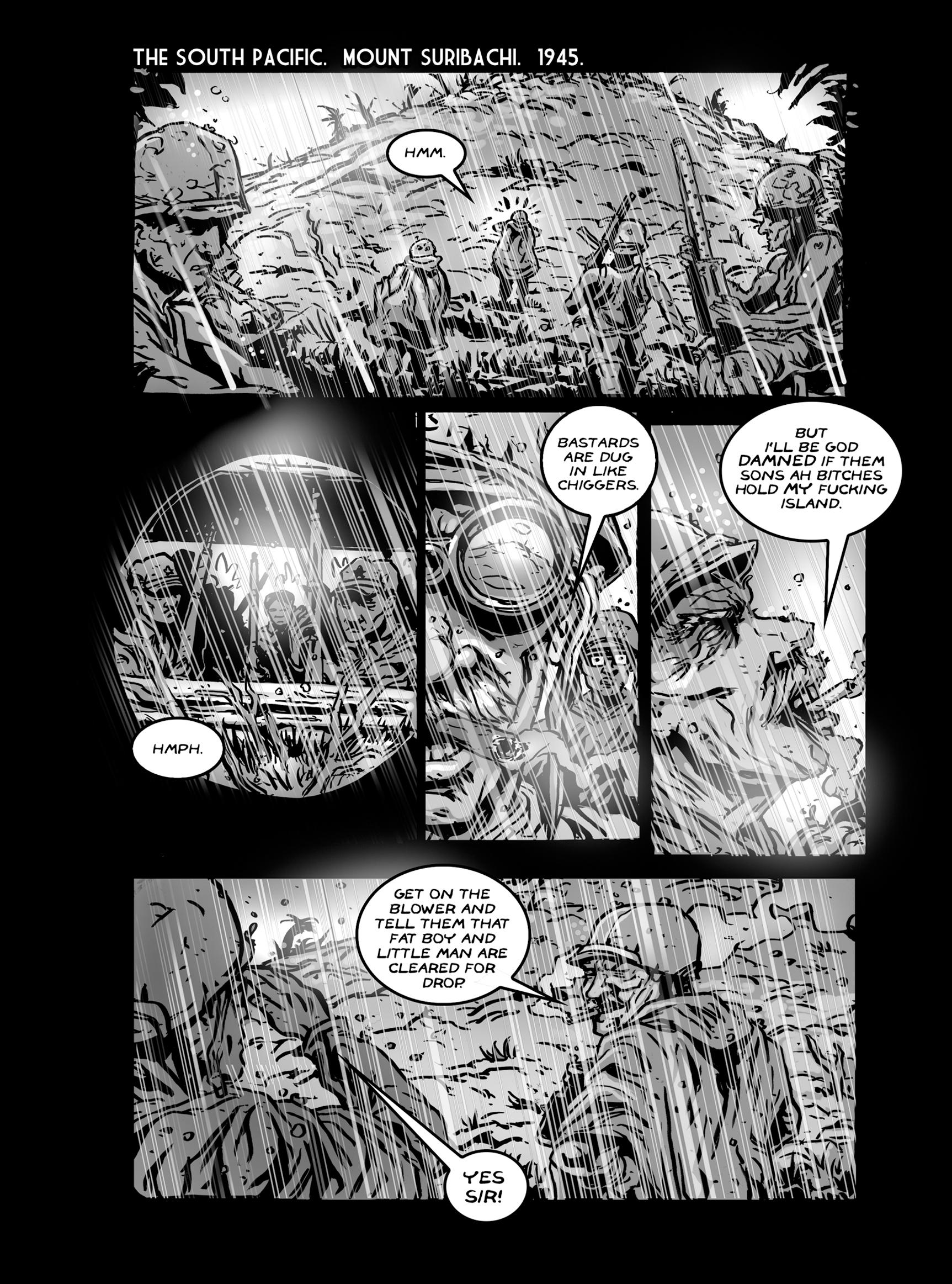 Read online FUBAR comic -  Issue #2 - 42