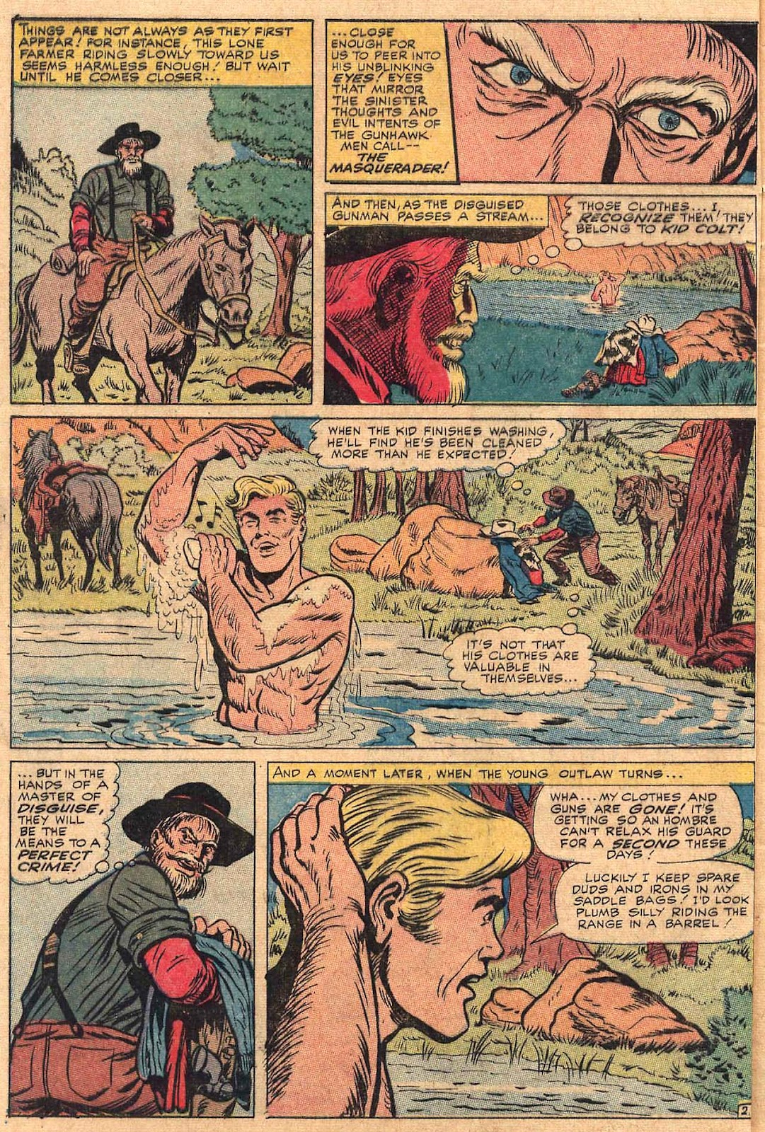 The Rawhide Kid (1955) issue 50 - Page 4
