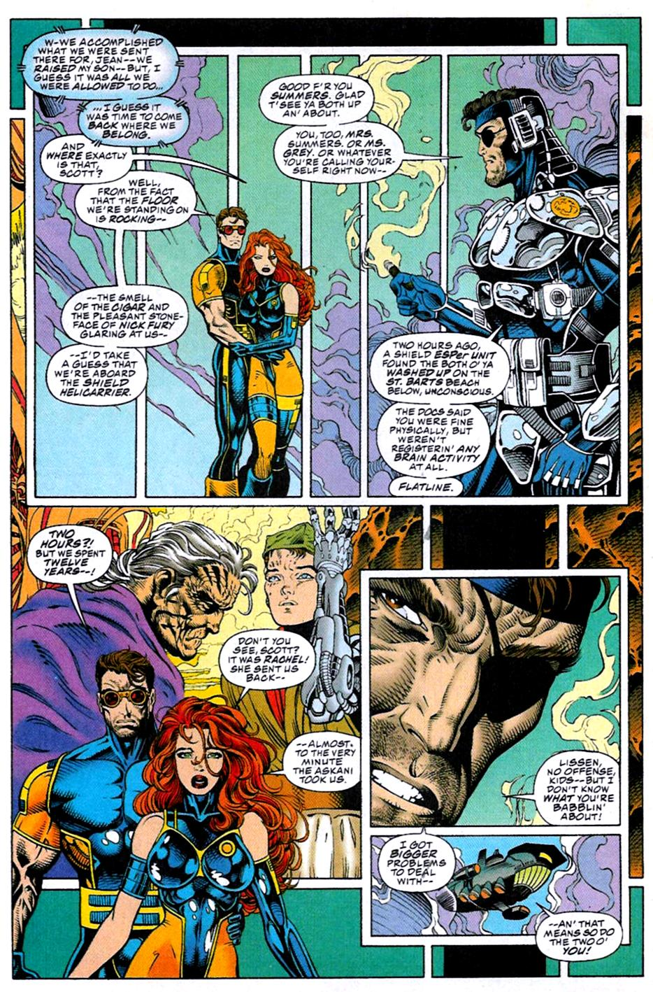 X-Men (1991) 35 Page 2