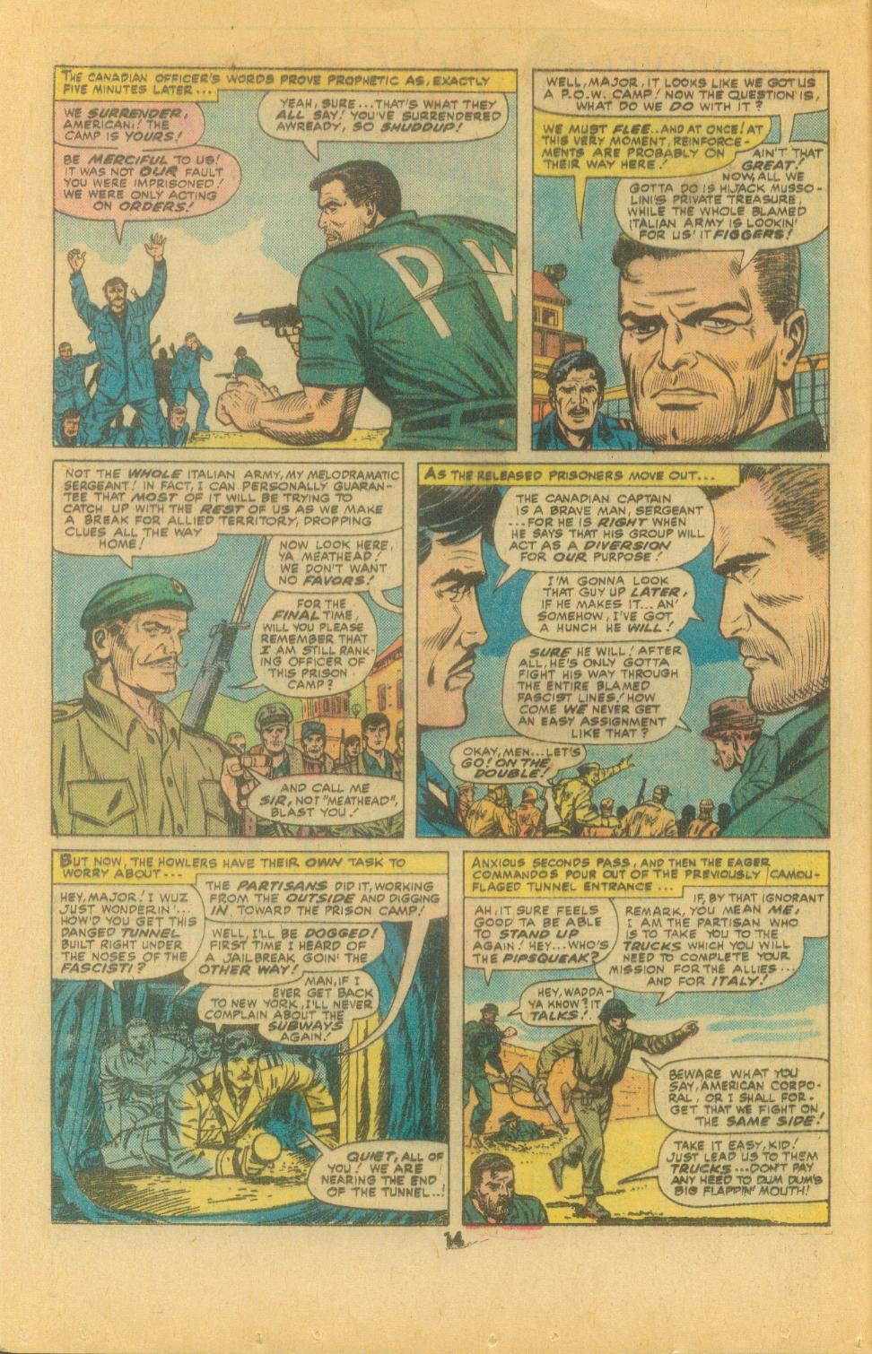 Read online Sgt. Fury comic -  Issue #132 - 16