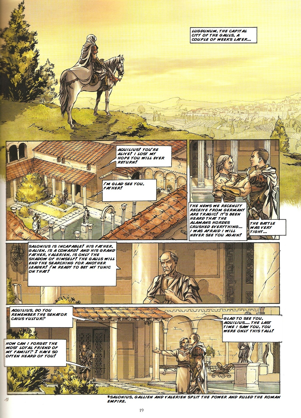 Read online Assassin's Creed (2009) comic -  Issue #2 - 19