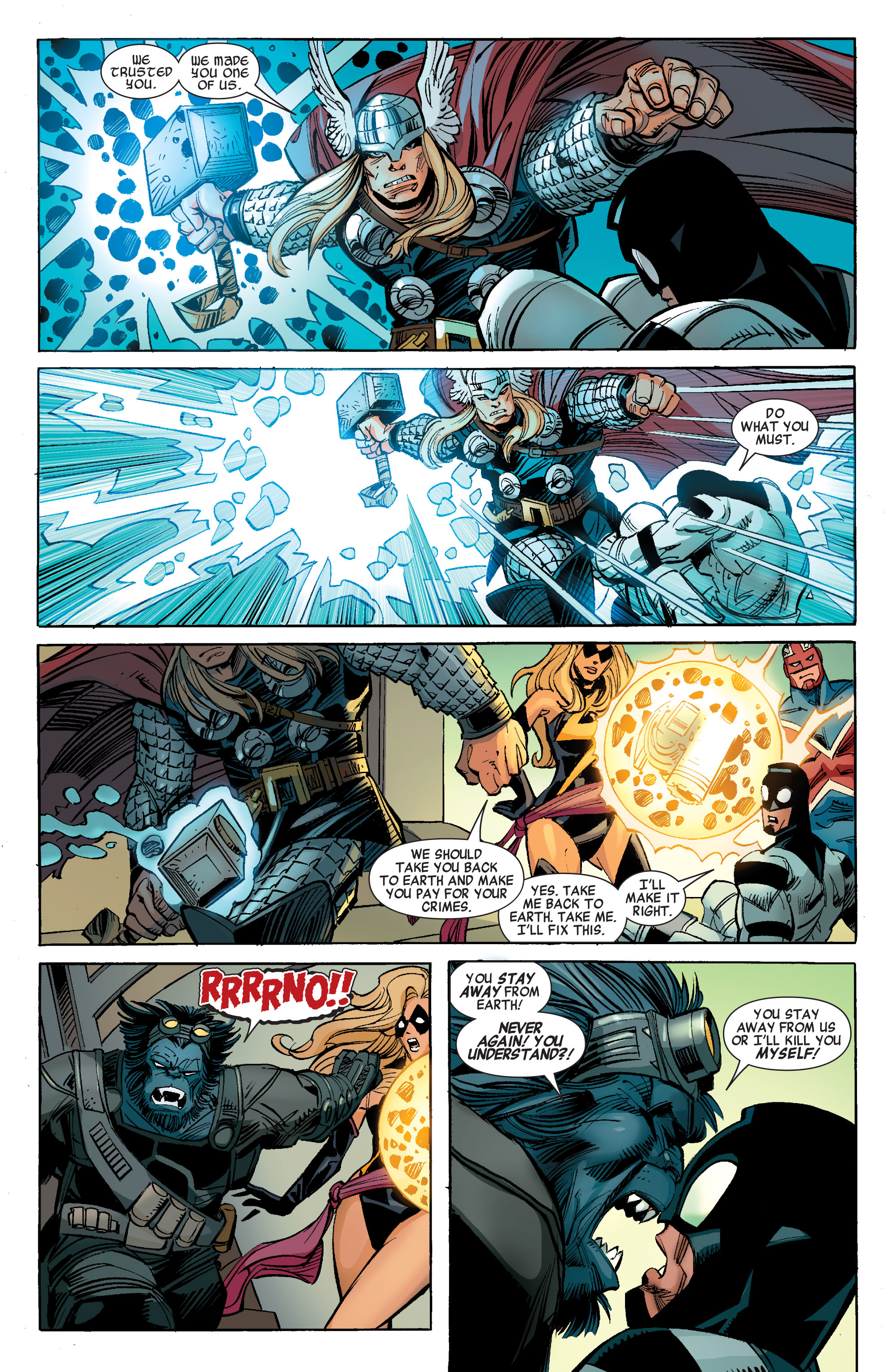 Read online Avengers (2010) comic -  Issue #27 - 17
