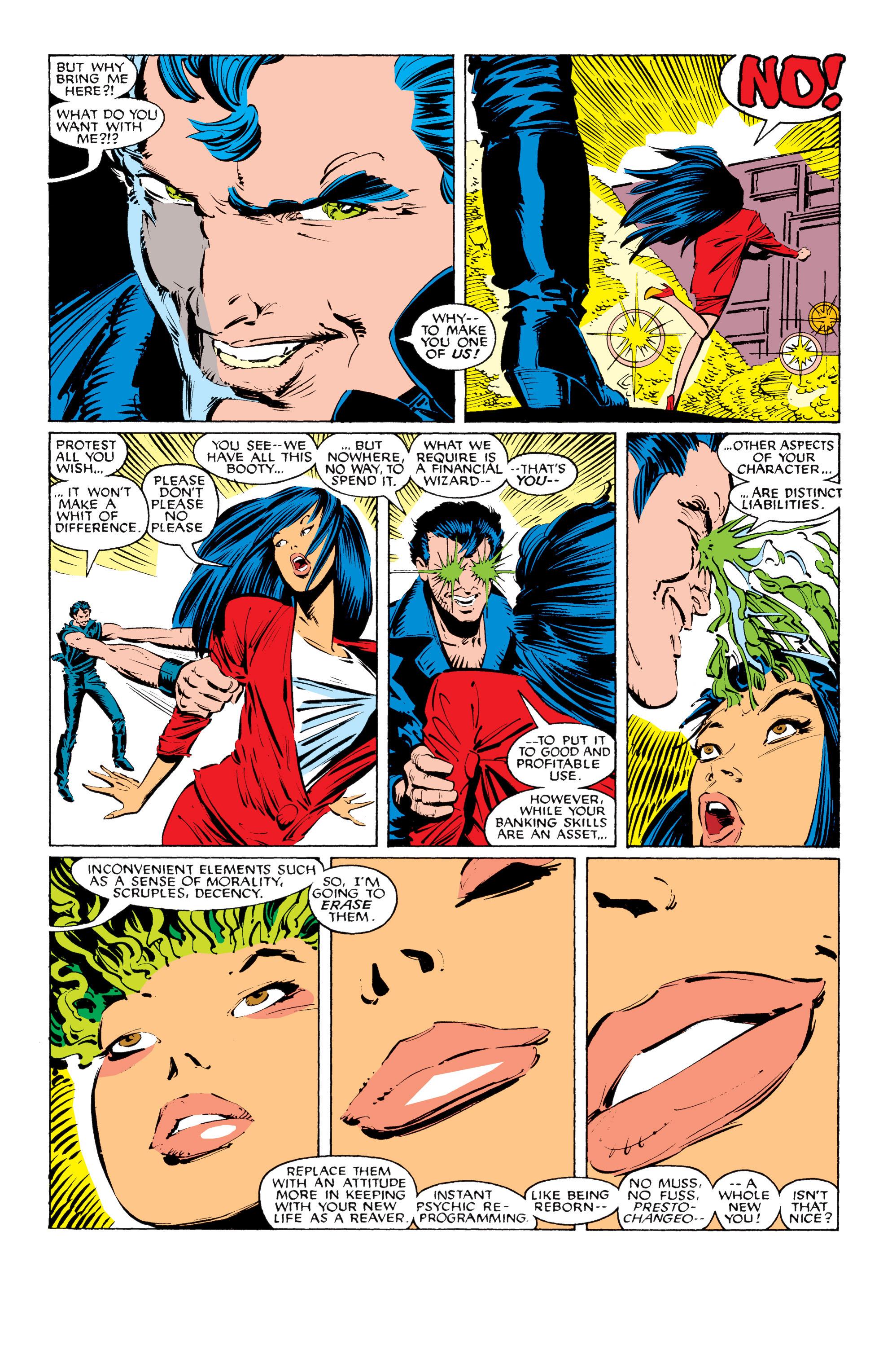 Read online Uncanny X-Men (1963) comic -  Issue #229 - 9