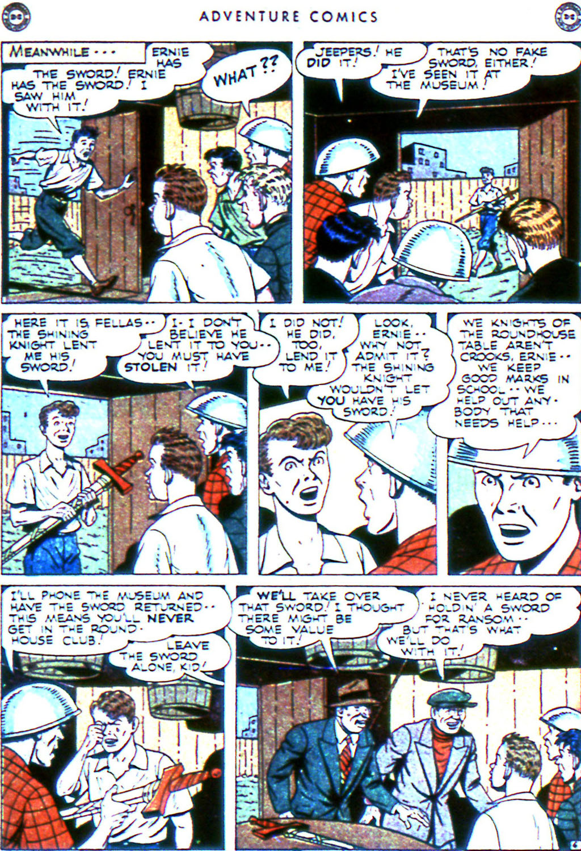 Read online Adventure Comics (1938) comic -  Issue #119 - 27
