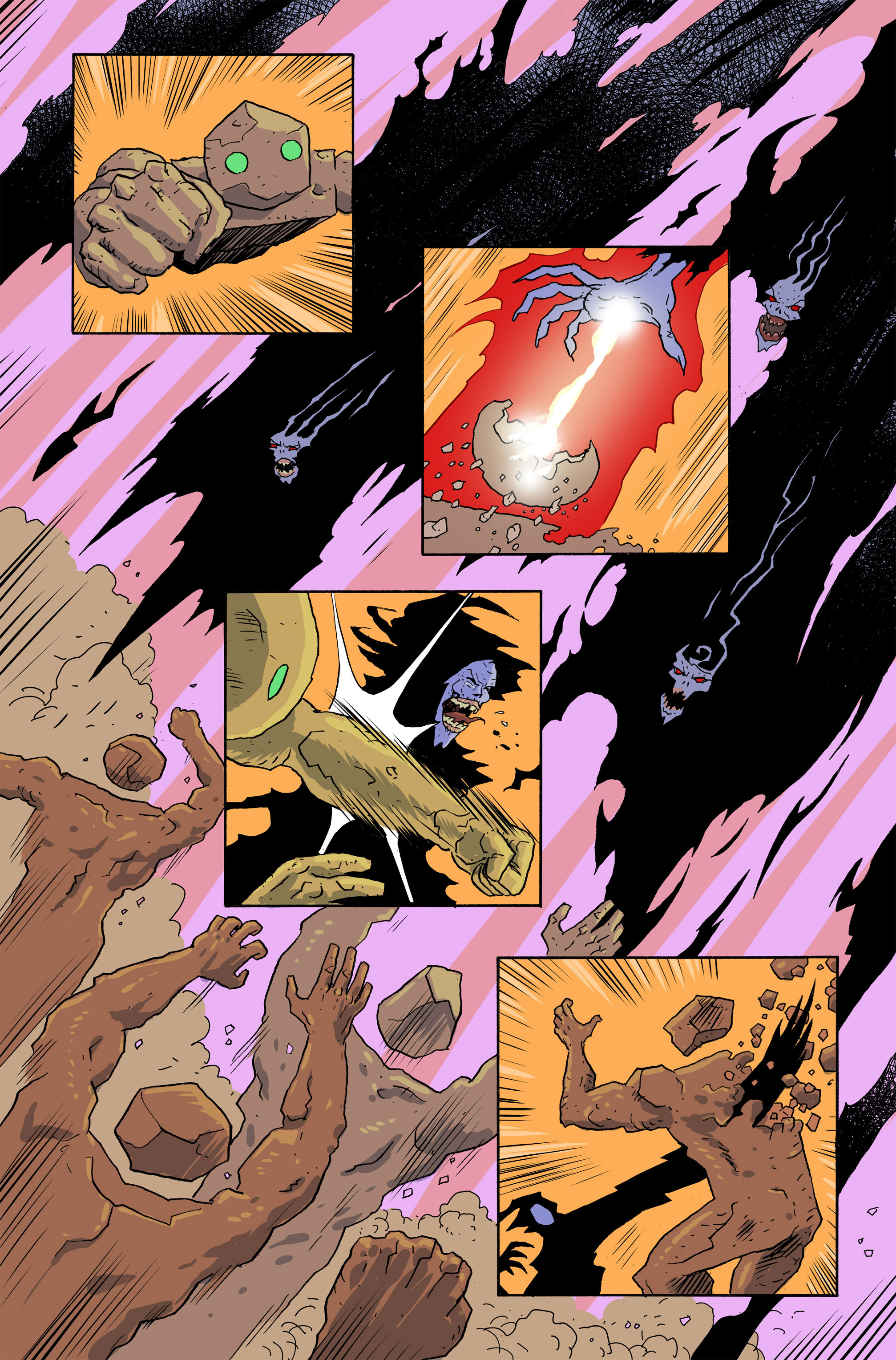 Read online Amelia Cole Versus The End of Everything comic -  Issue #28 - 5