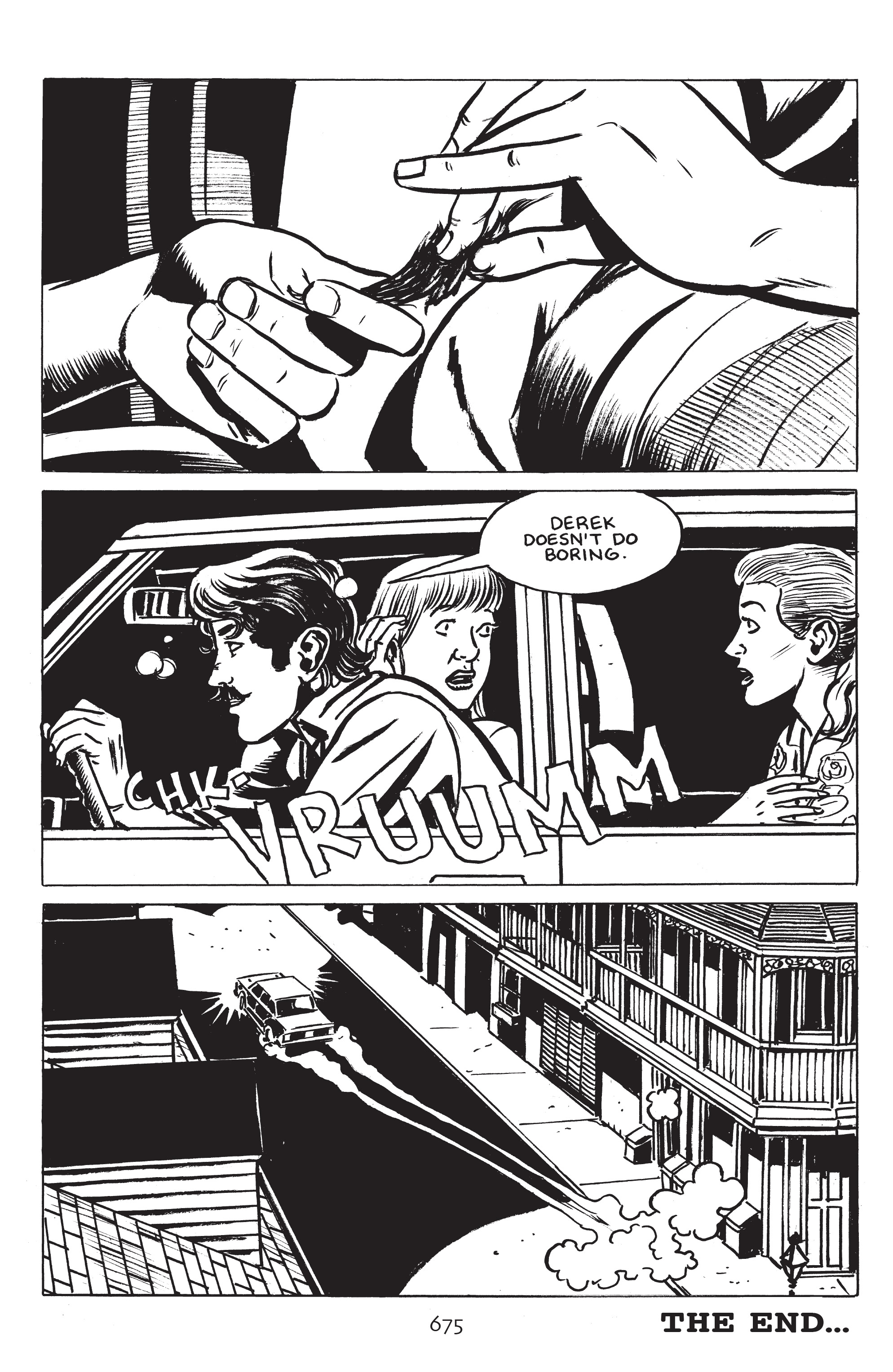 Read online Stray Bullets: Sunshine & Roses comic -  Issue #24 - 30