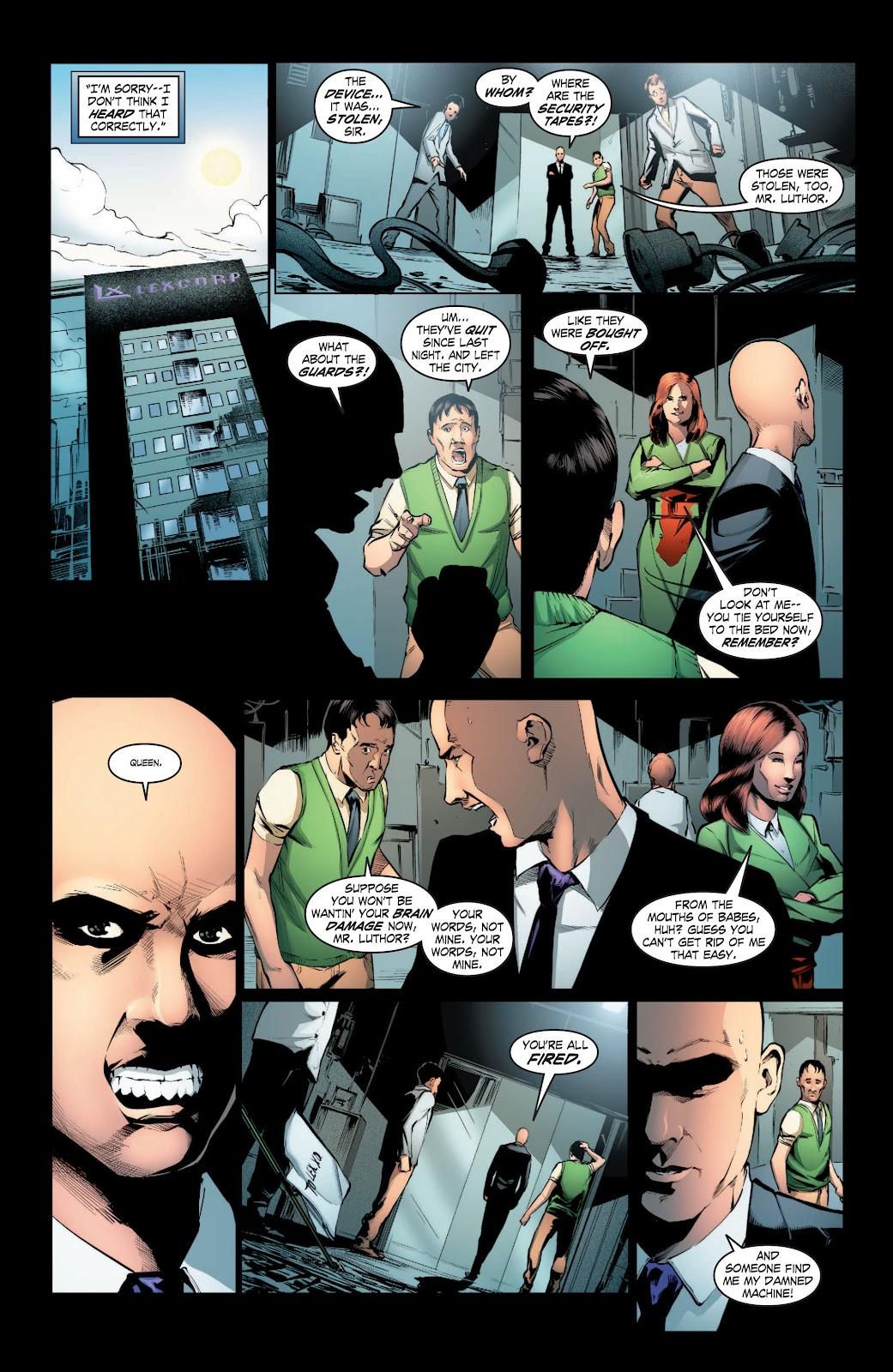 Read online Smallville Season 11 [II] comic -  Issue # TPB 3 - 81