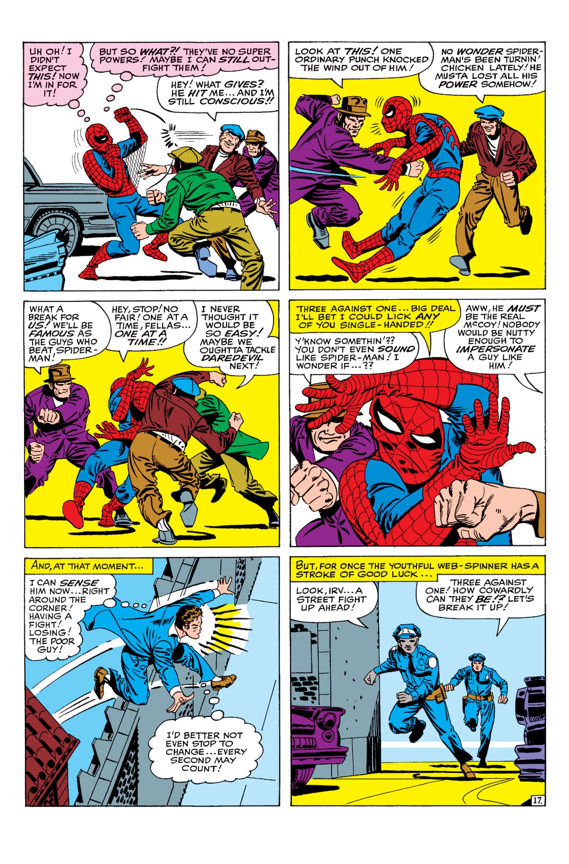 The Amazing Spider-Man (1963) 18 Page 17