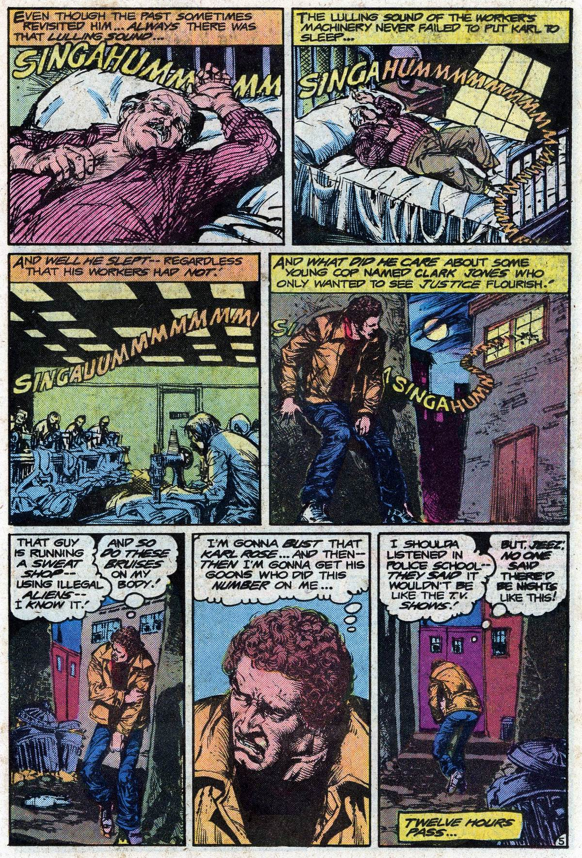 Read online Secrets of Haunted House comic -  Issue #38 - 16