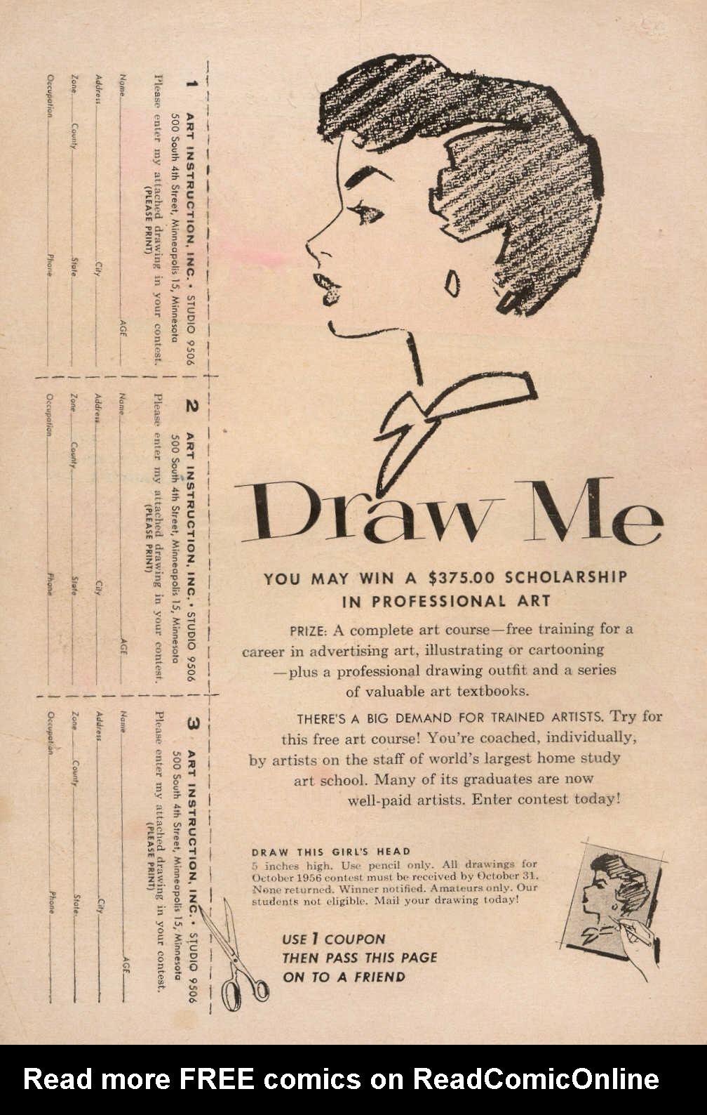Read online Adventure Comics (1938) comic -  Issue #230 - 2