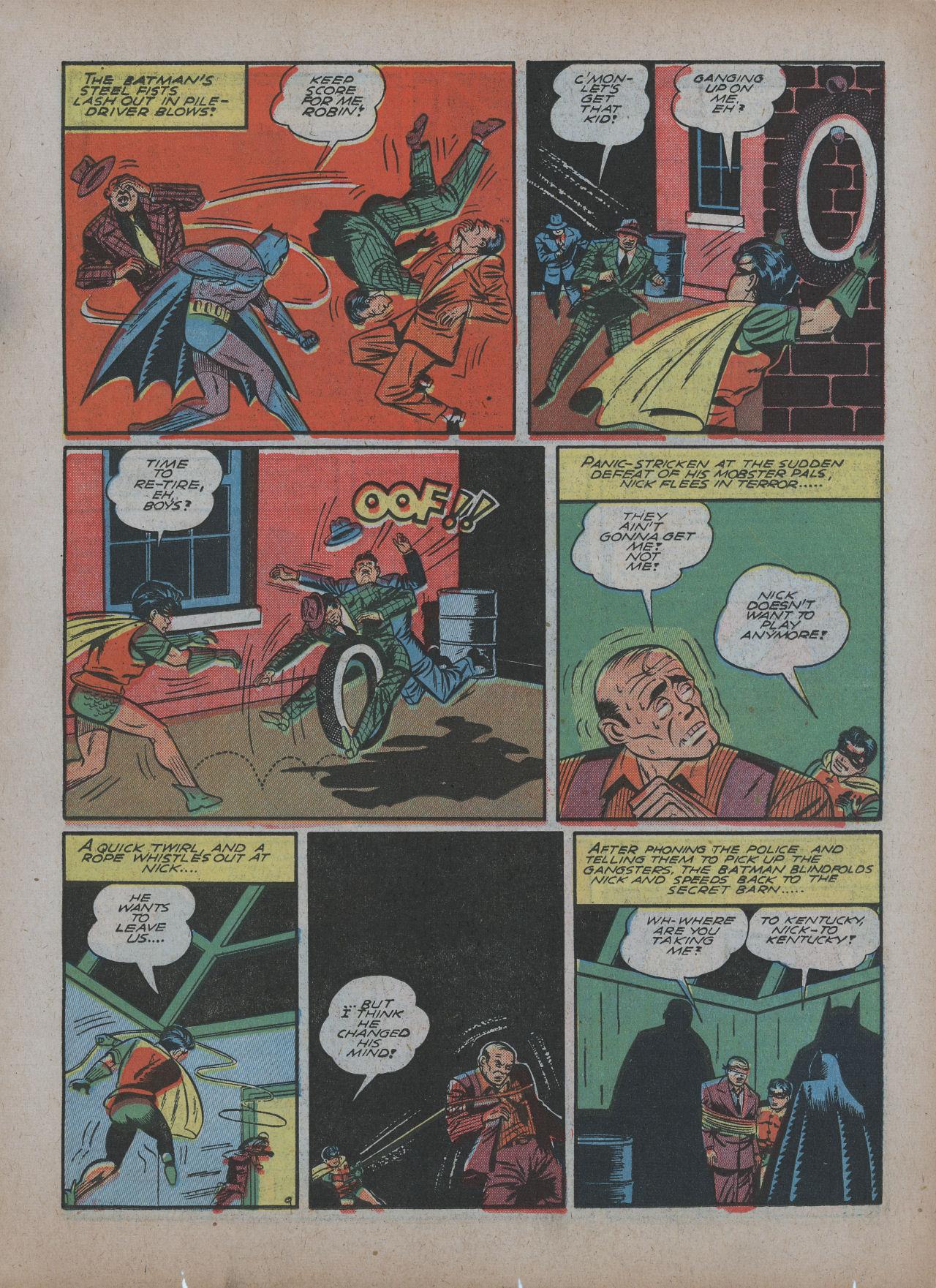 Read online Detective Comics (1937) comic -  Issue #48 - 11