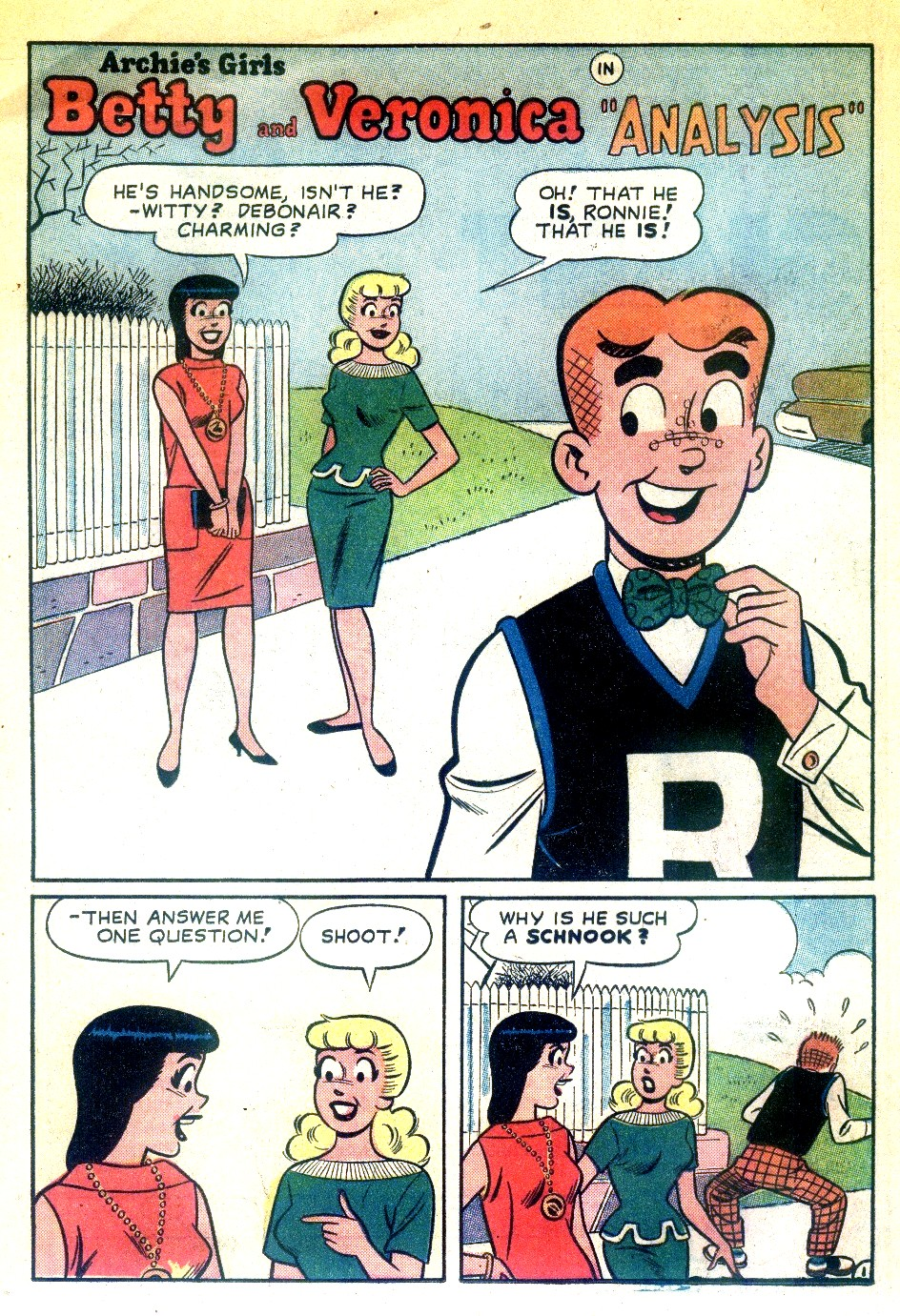 Read online Archie's Girls Betty and Veronica comic -  Issue #74 - 20