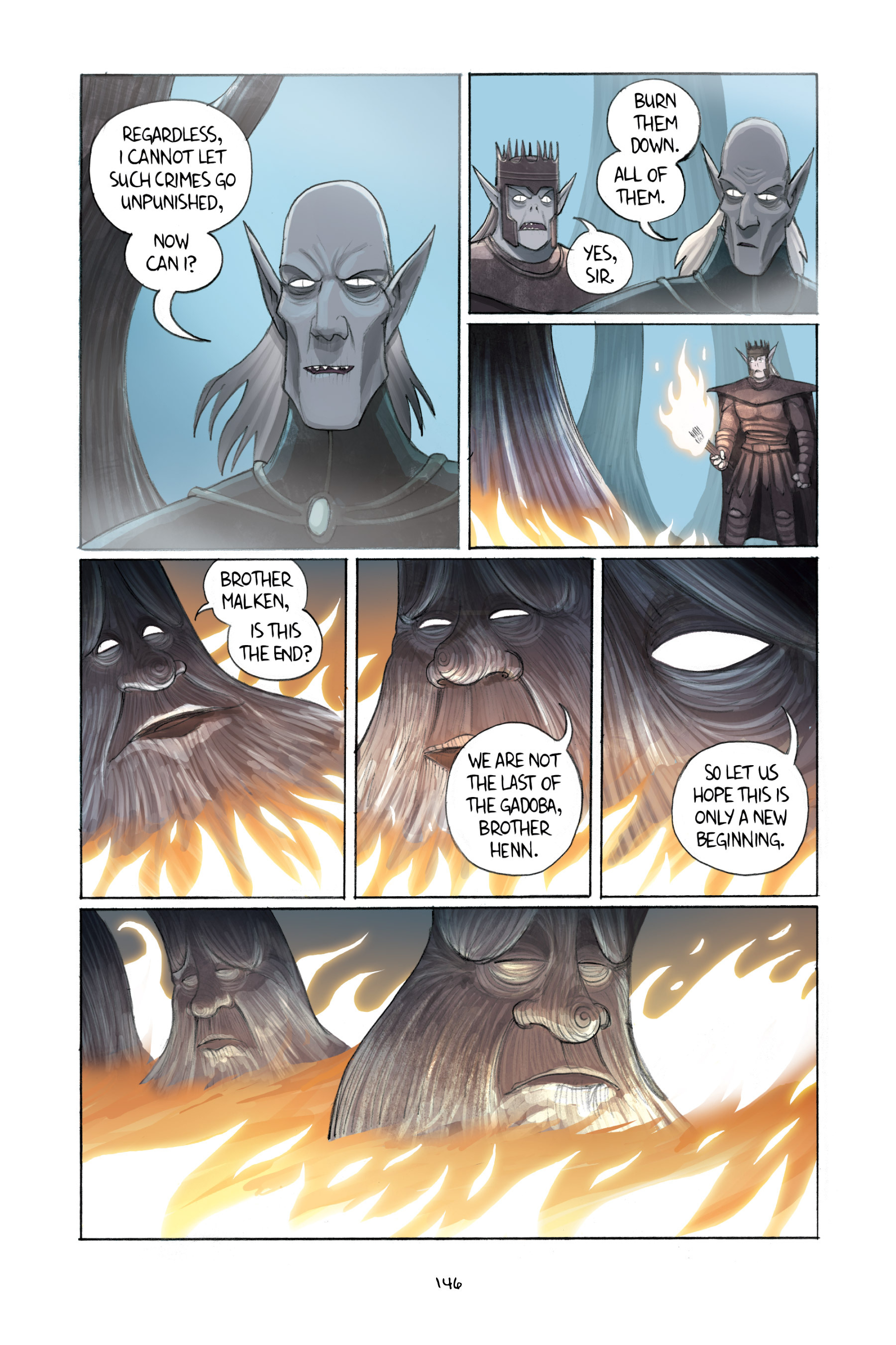 Read online Amulet comic -  Issue #2 - 145