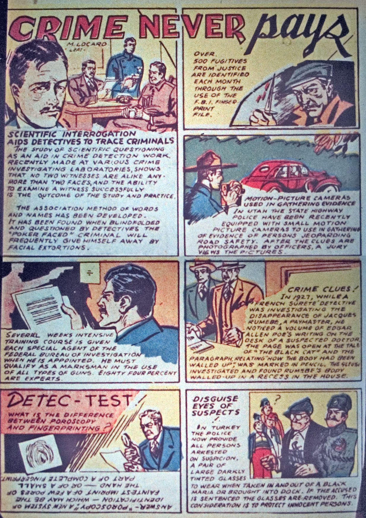 Read online Detective Comics (1937) comic -  Issue #34 - 26