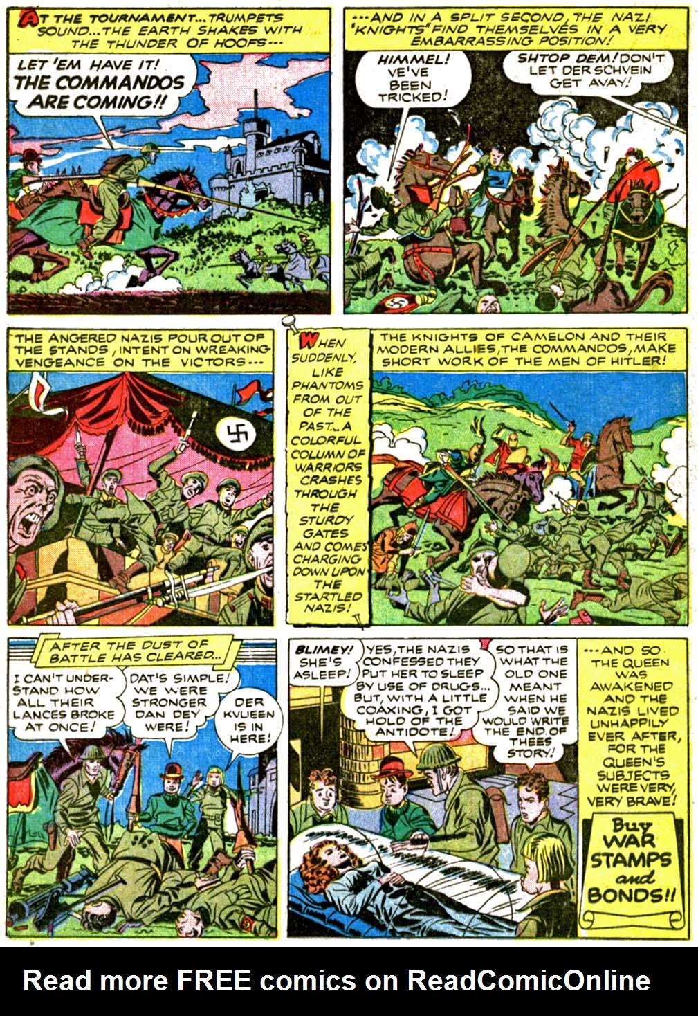Boy Commandos issue 2 - Page 45