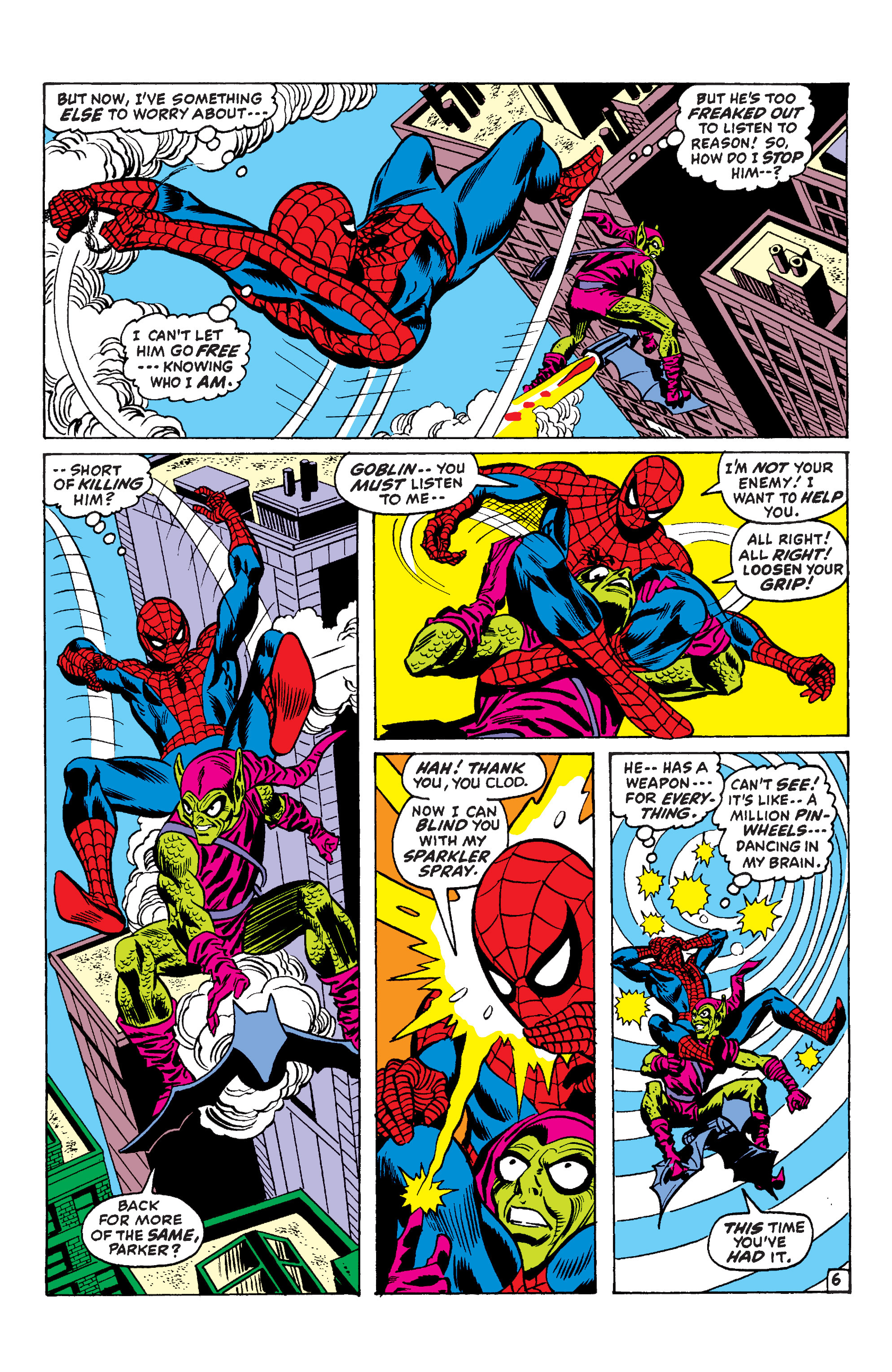 The Amazing Spider-Man (1963) 97 Page 6