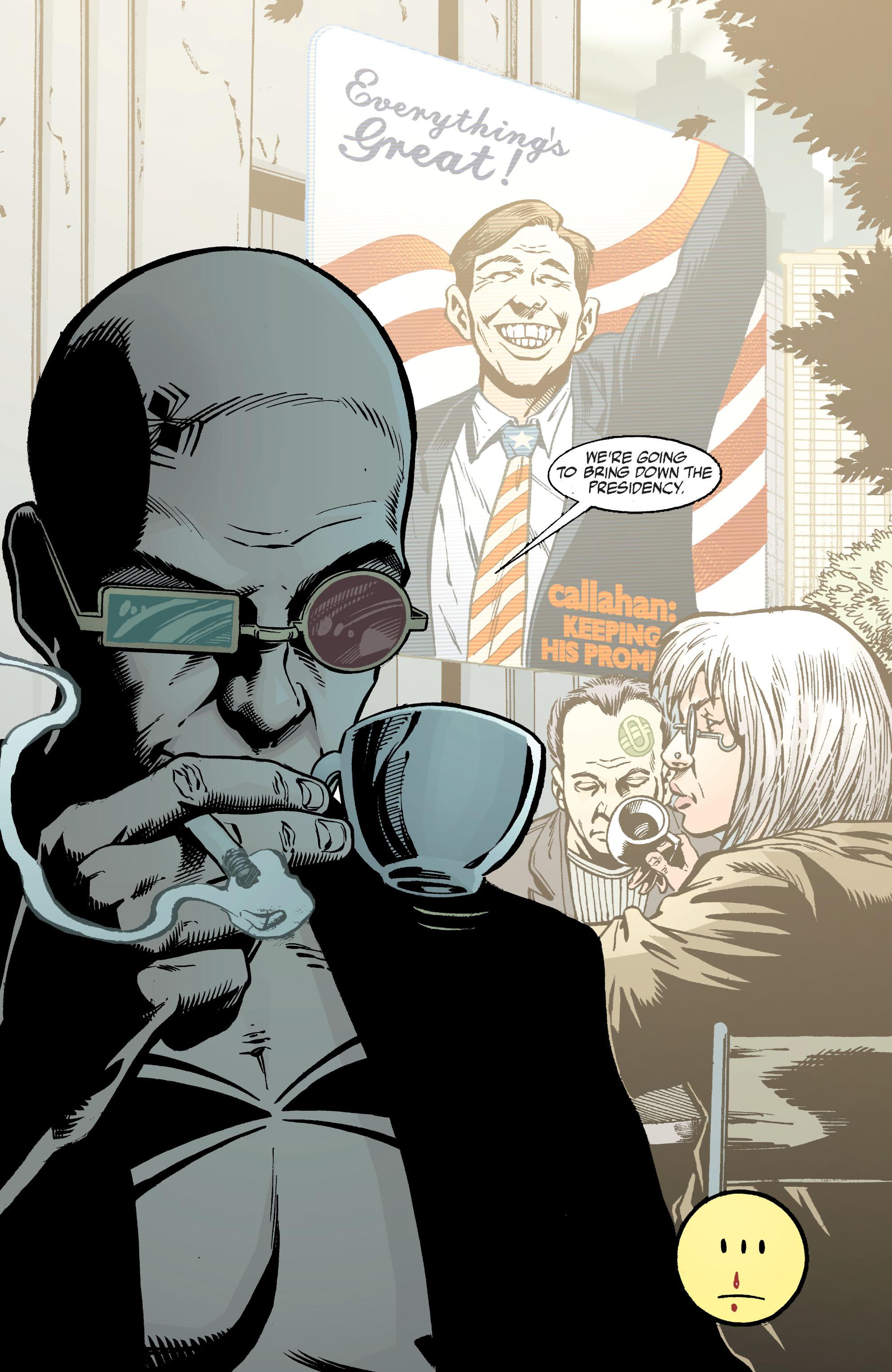 Read online Transmetropolitan comic -  Issue #39 - 23
