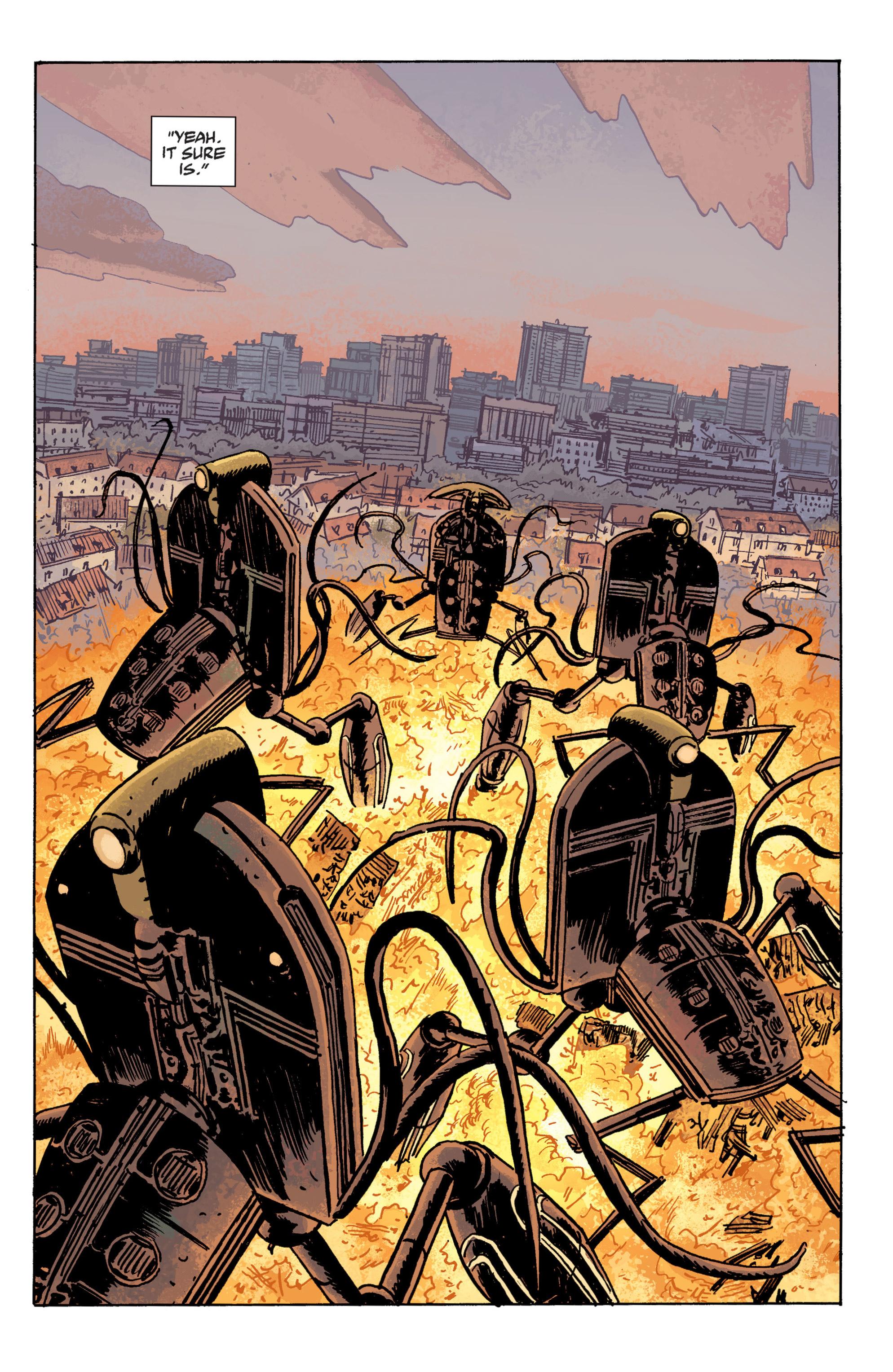 Read online B.P.R.D. (2003) comic -  Issue # TPB 10 - 90