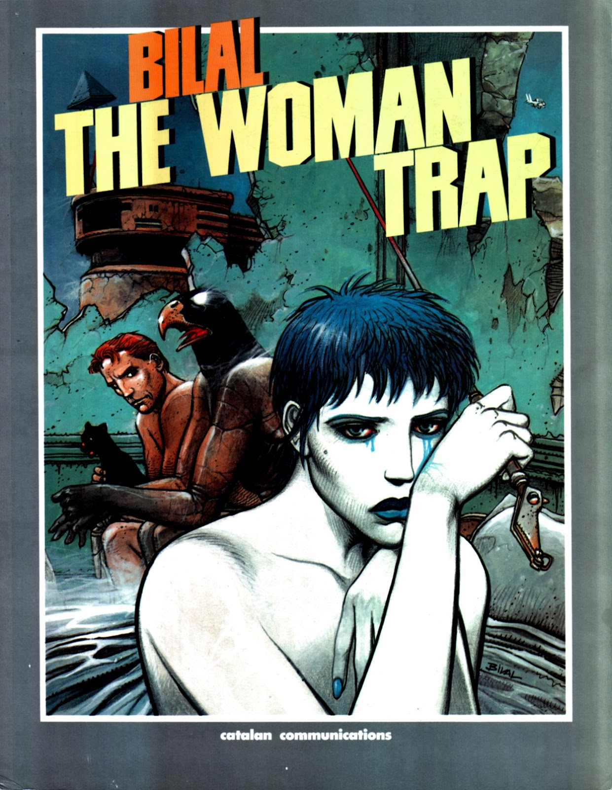 The Woman Trap issue Full - Page 1