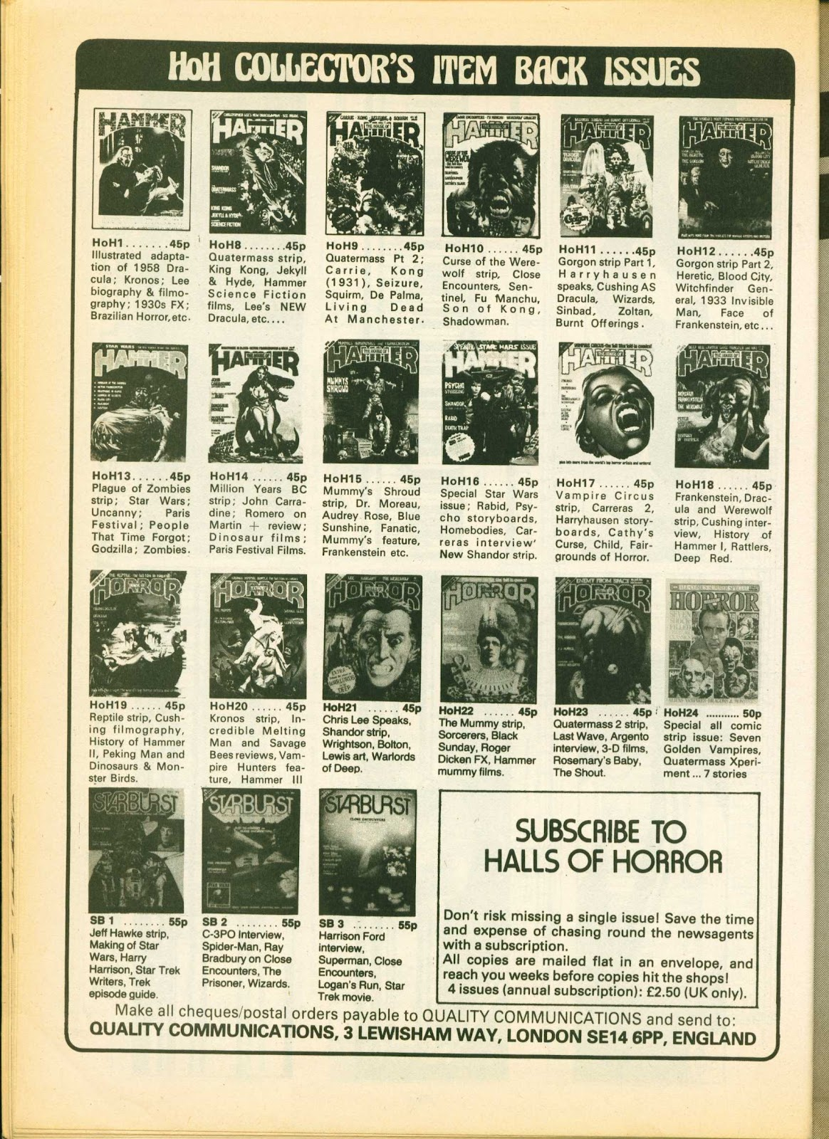 Warrior Issue #12 #13 - English 34