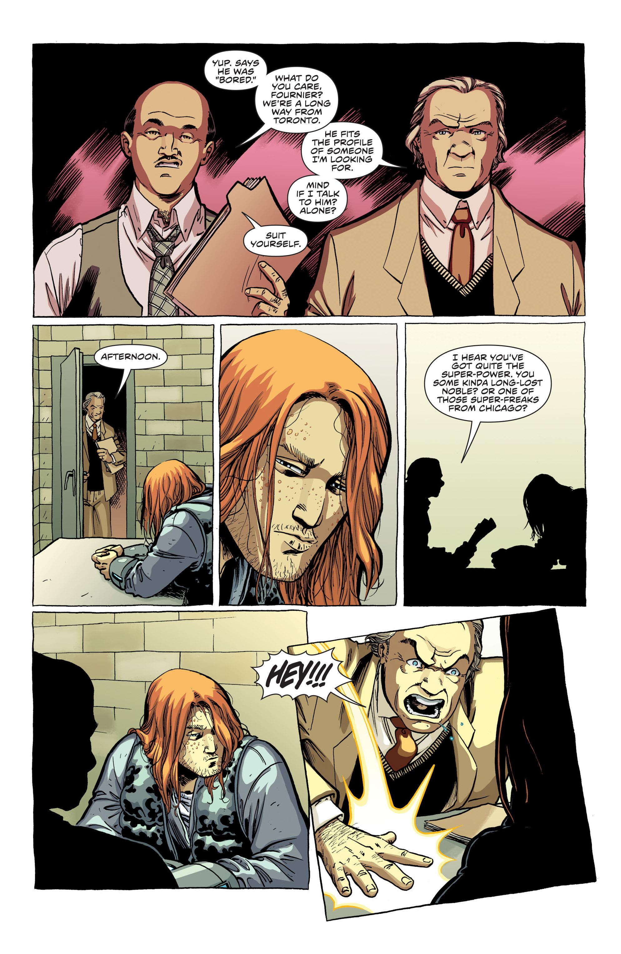 Read online Secret Identities comic -  Issue # _TPB - 36